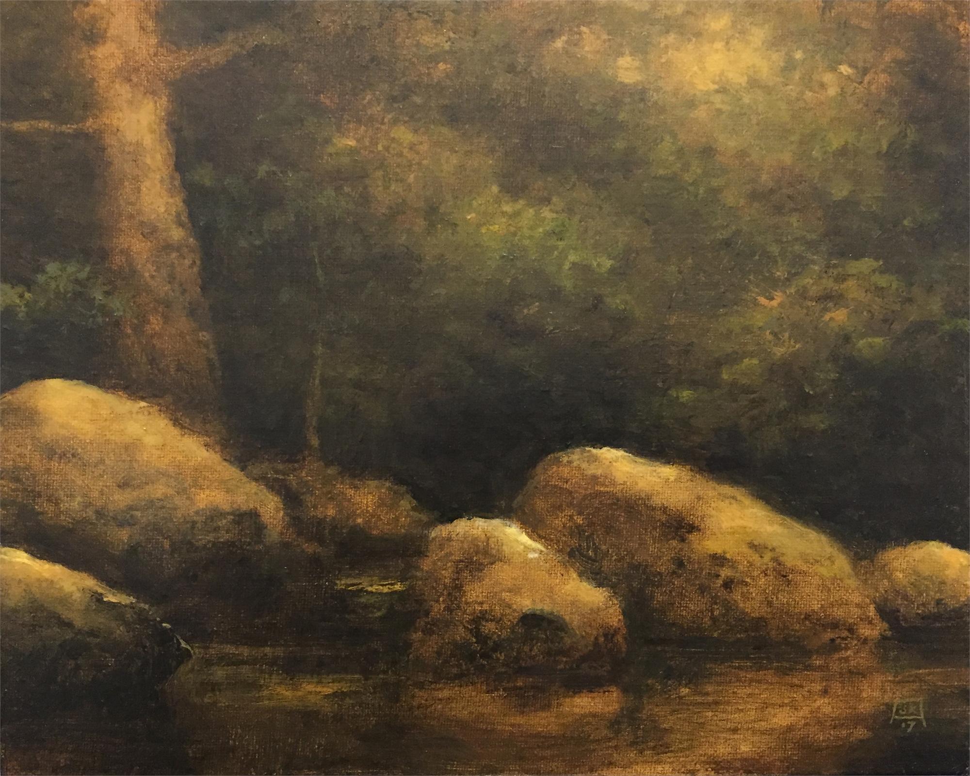 A Backwater by Shawn Krueger