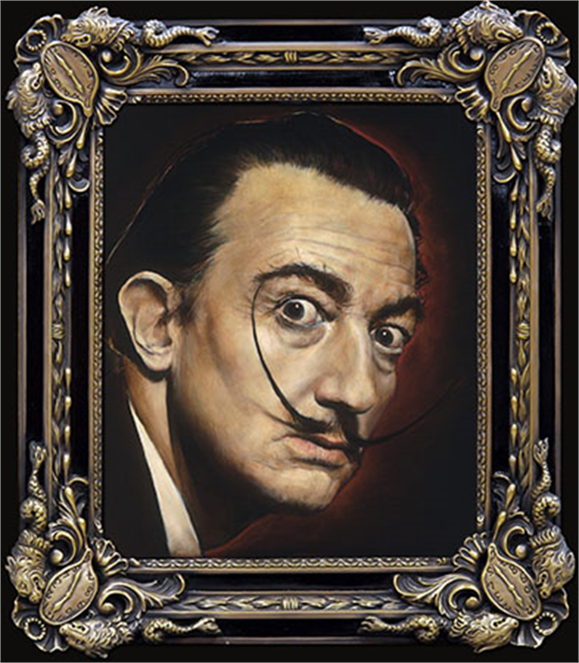 Surreal Dali by Bill Mack
