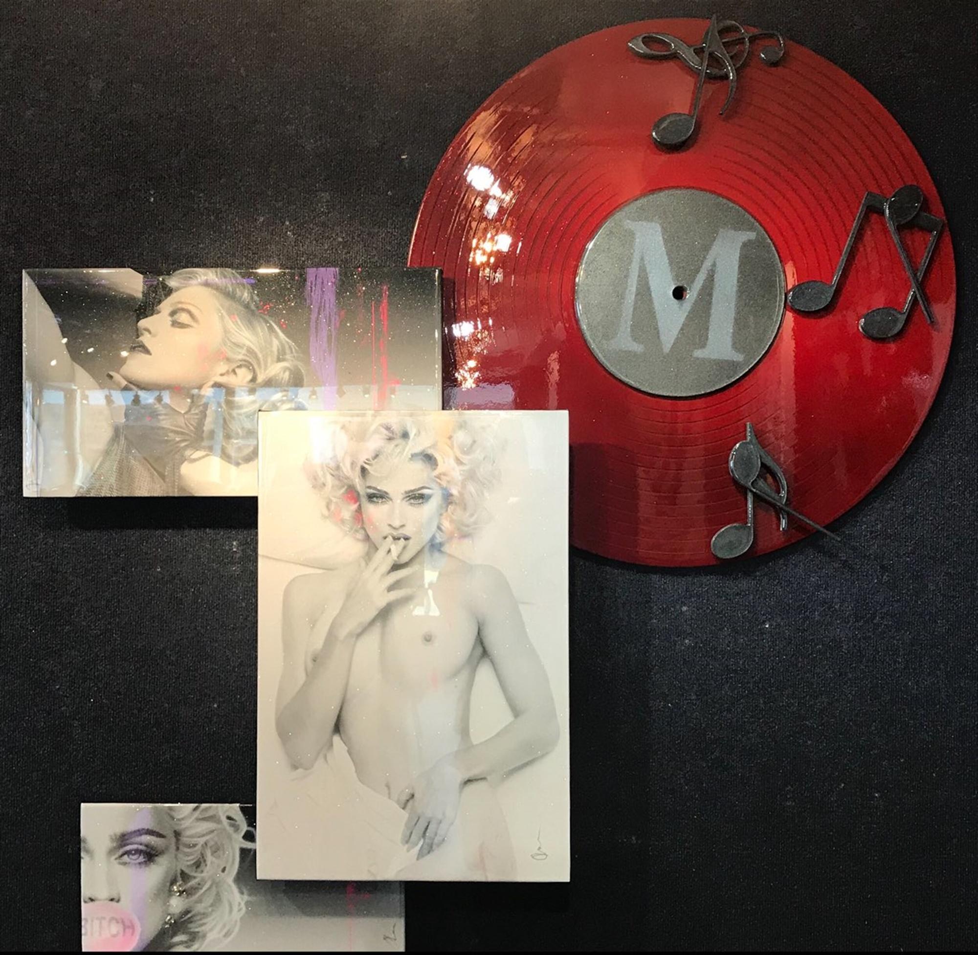 Installation: Madonna Erotica Music Reel by Adam Scott Rote