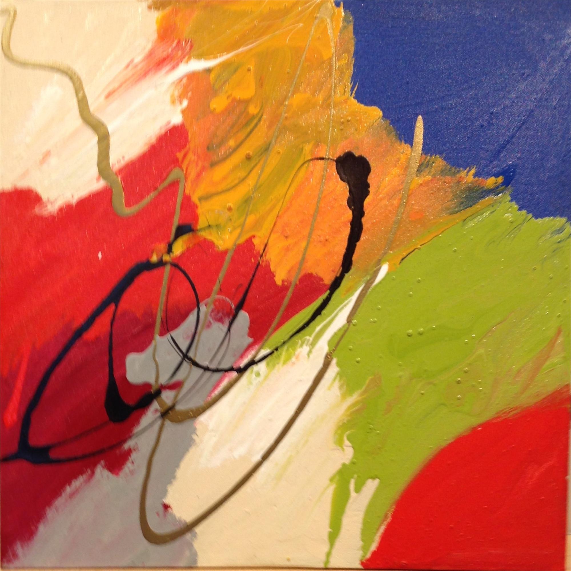"""""""Color-Happy 4"""" by Elena Bulatova"""