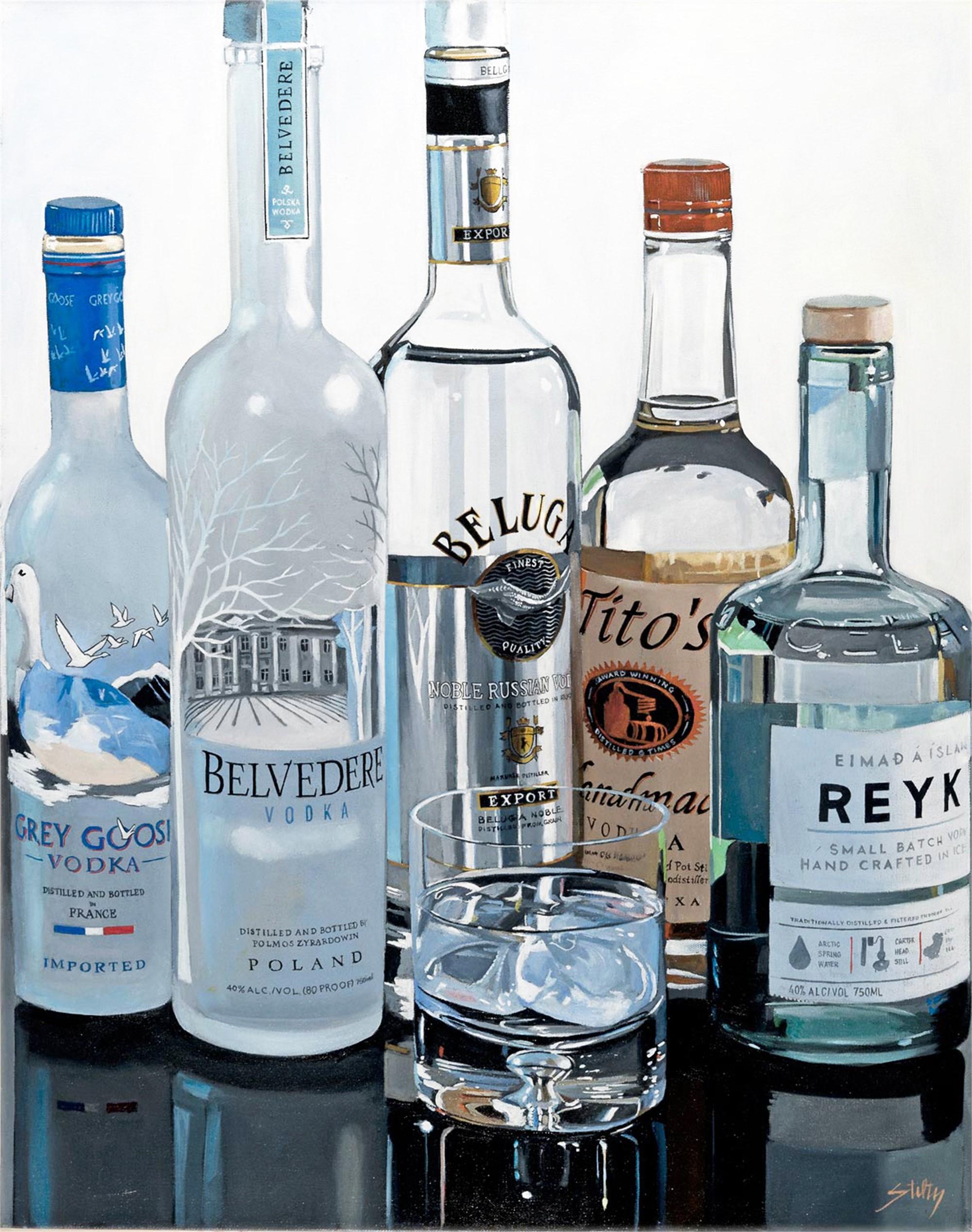Vodka World , 2017 by Tom Stiltz