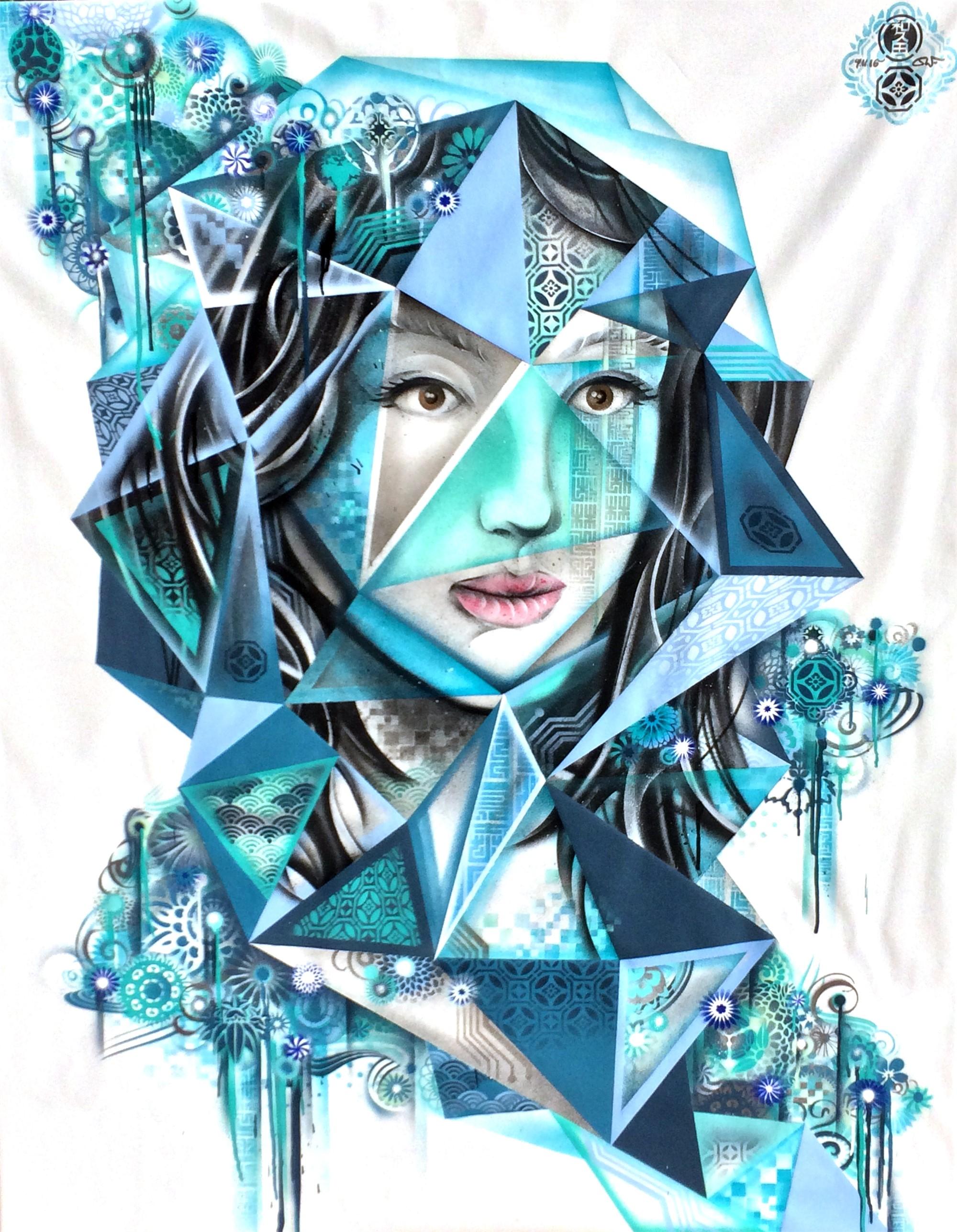 Behind the Digital Veil by Jonathan Wakuda Fischer