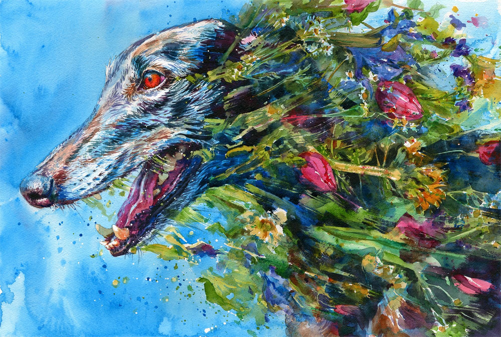 Beautiful Zephyr by Joanna Barnum