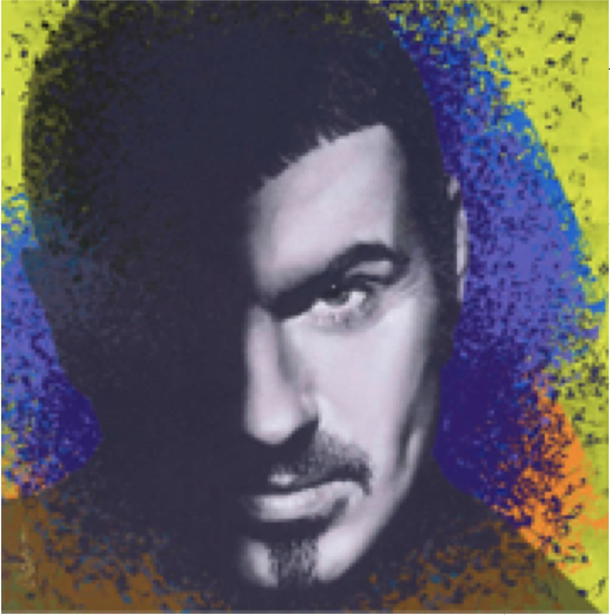George Michael by Adam Scott Rote