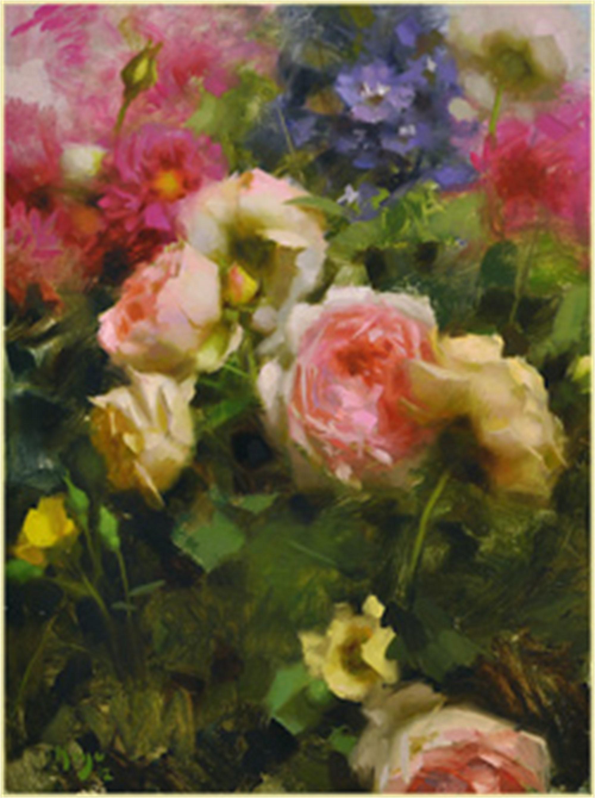 From the Artist's Garden by Daniel Keys