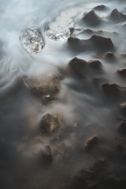 Sea Ice Detail I by Jenya Chernoff