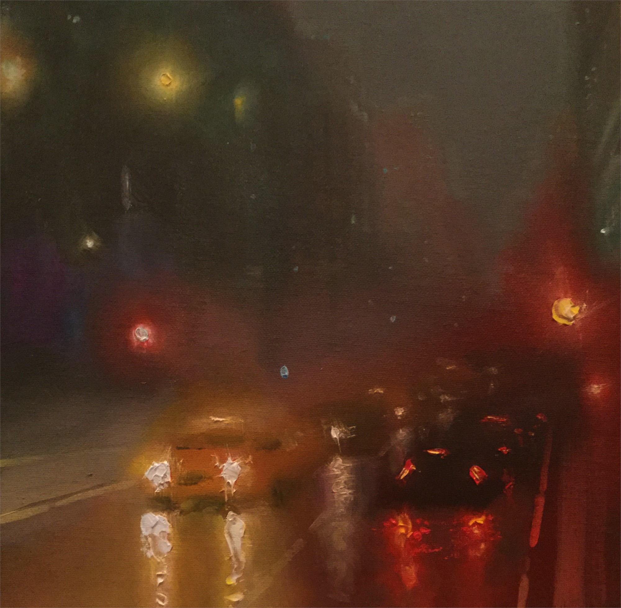 Night Drizzle by C.W. Mundy