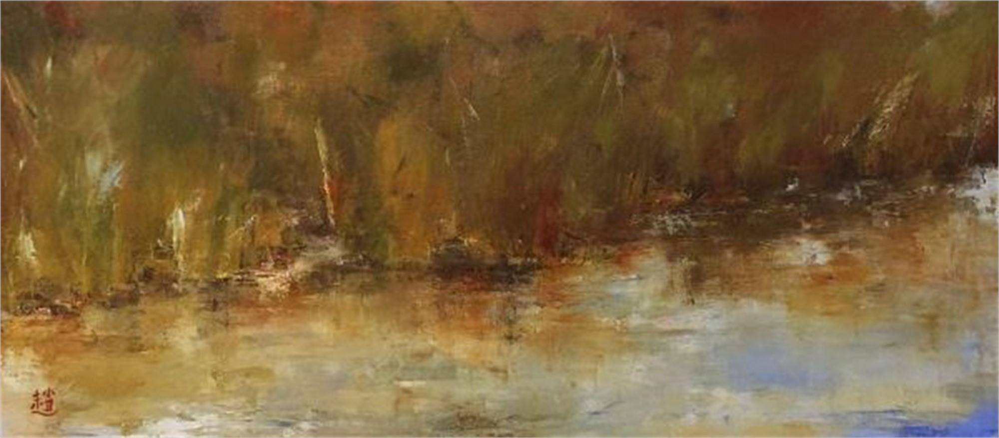 On the Edge by Adrian Chu Redmond
