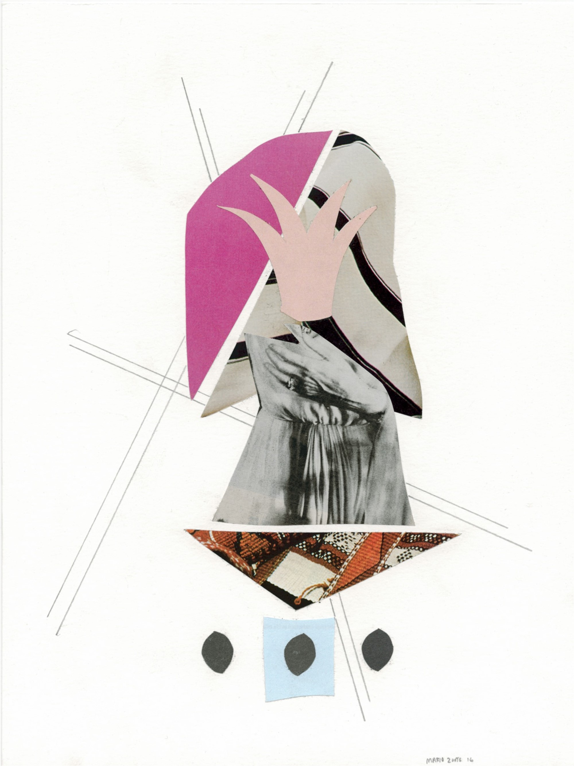 Deconstruction #4 by Mario Zoots
