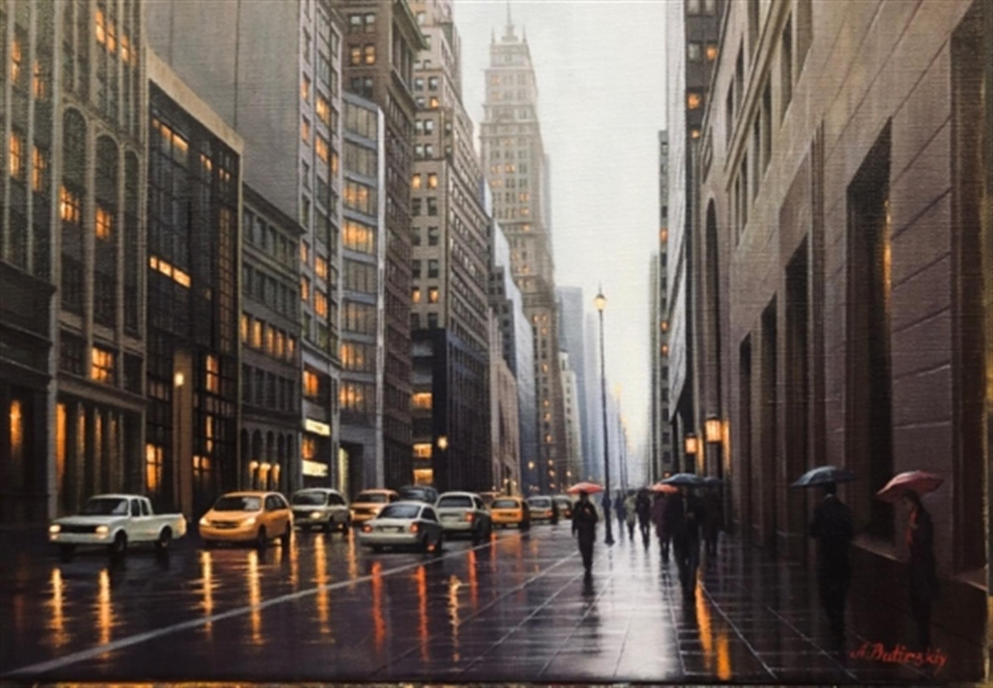 November New York by Alexei Butirskiy