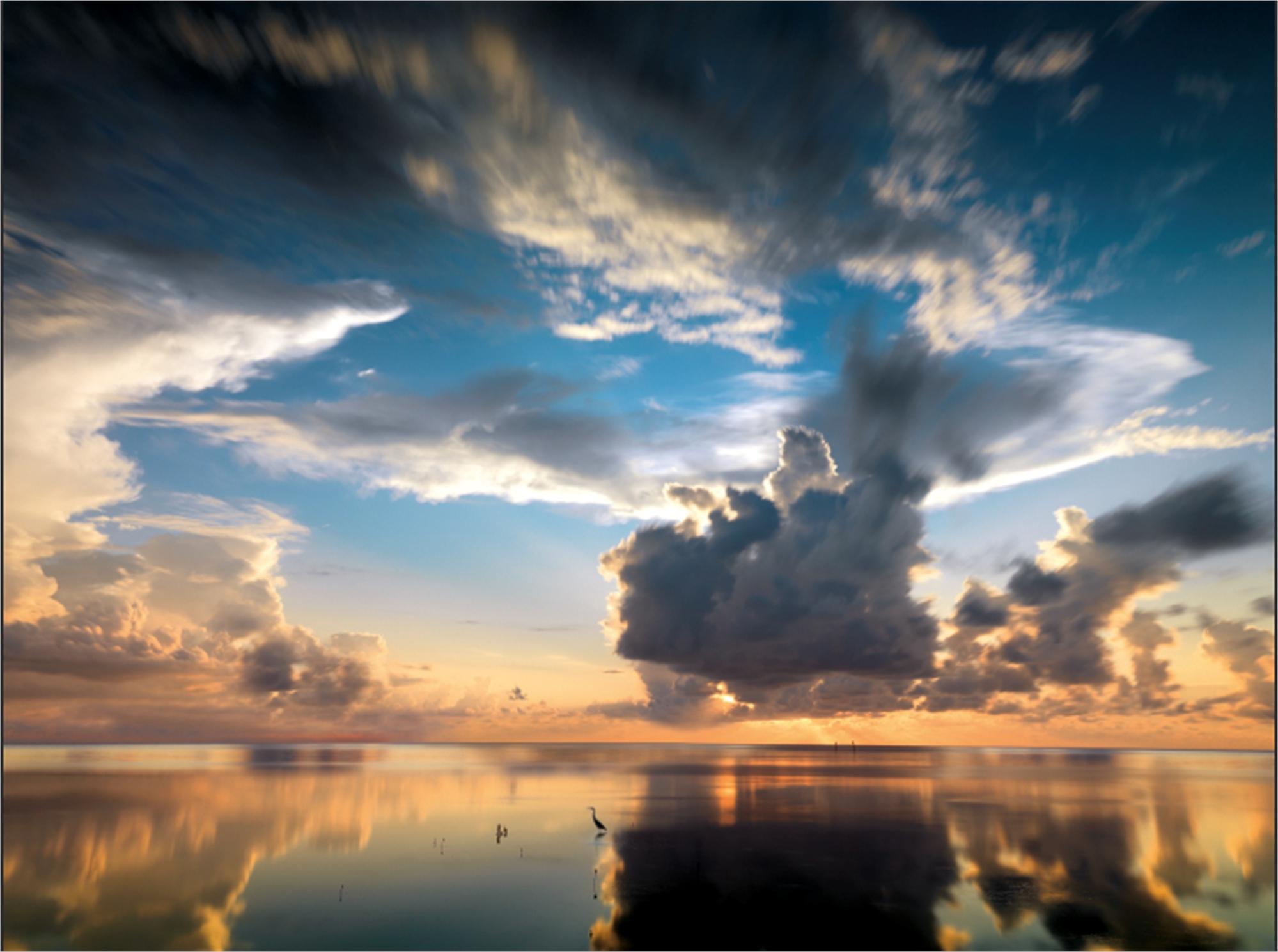 Cow Key, Key West, Florida by David Magee