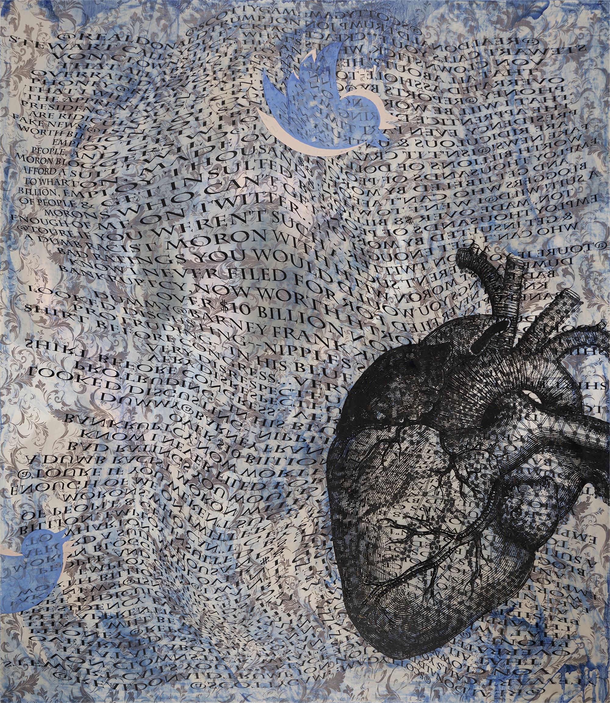 Tweet Heart by Dorothea Van Camp