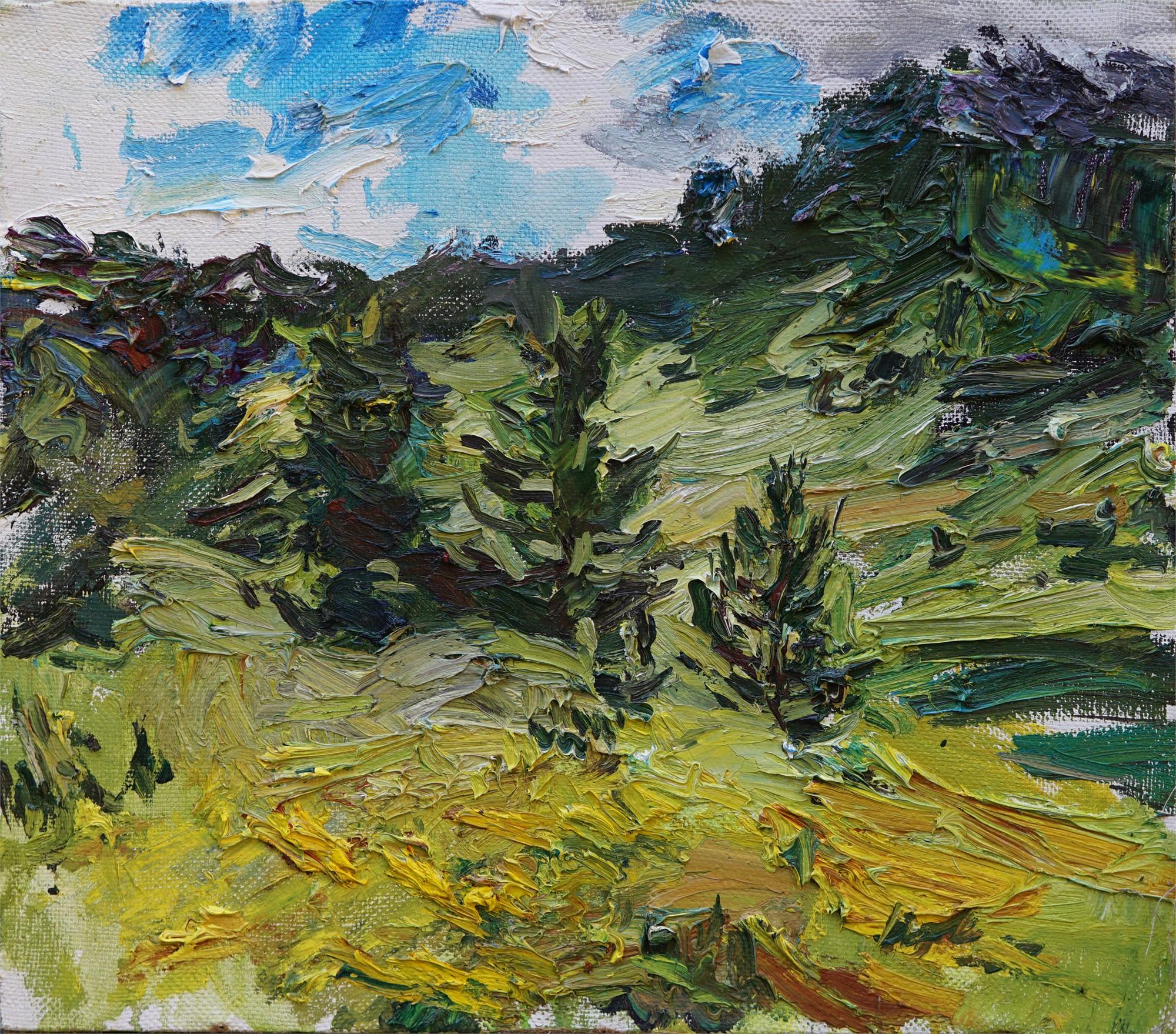 In the Urals by Ulrich Gleiter