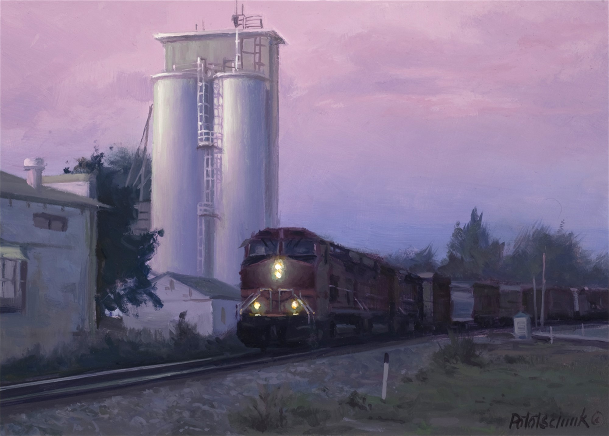 South Bound by John Pototschnik