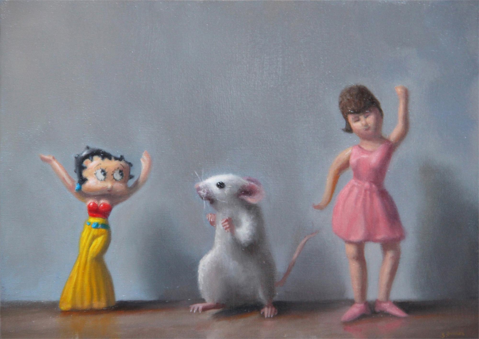 Let's Have a Kiki by Stuart Dunkel