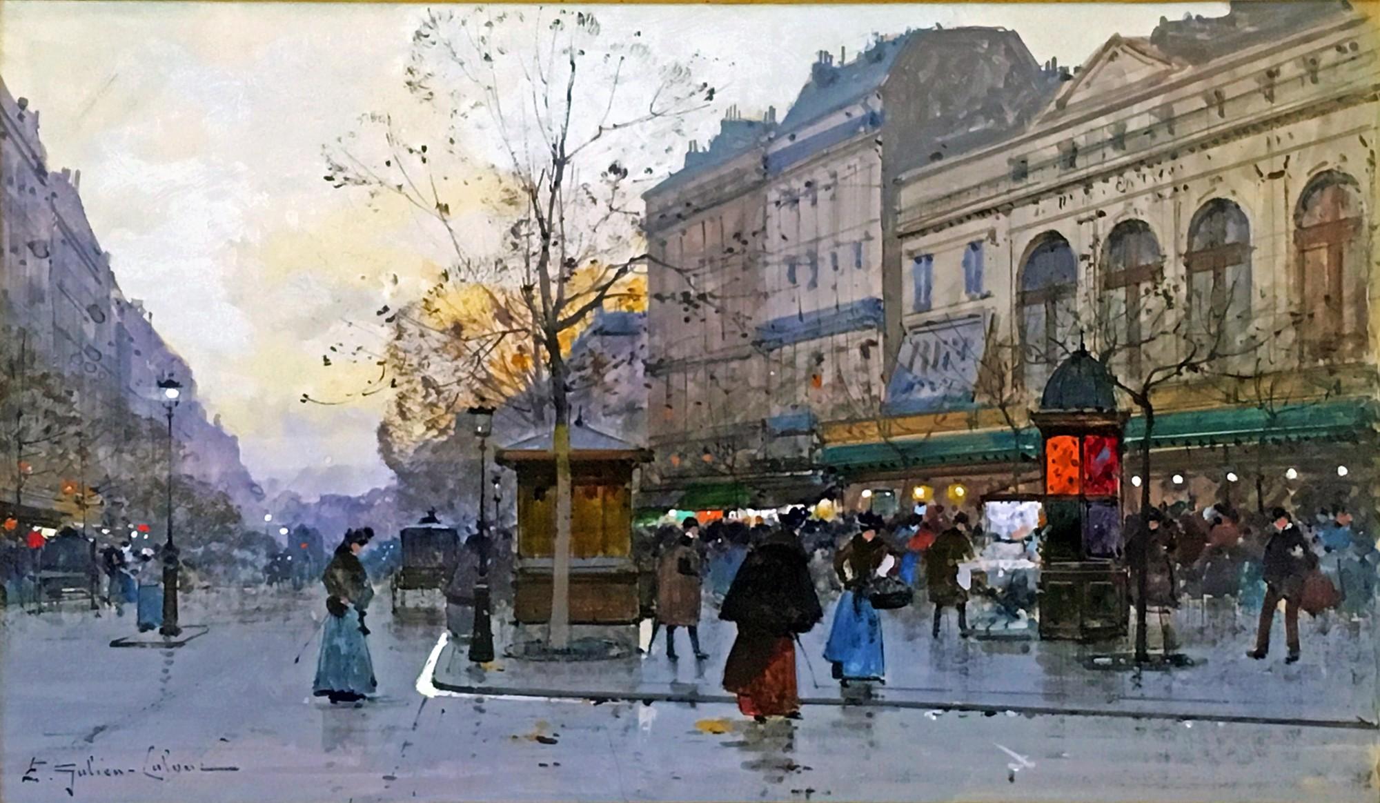 PARIS, PARIS by GALIEN-LALOUE