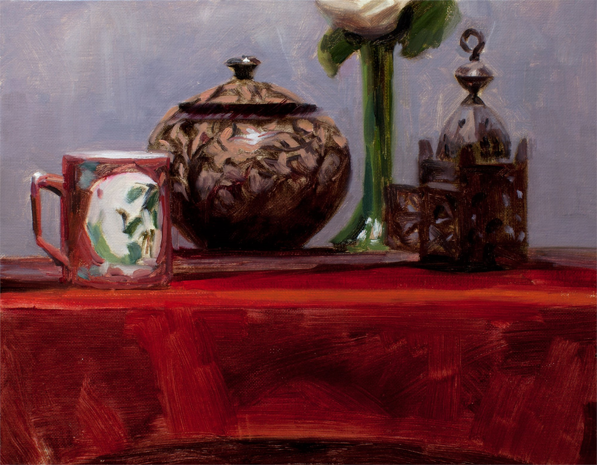 Still Life II by Kate Sammons
