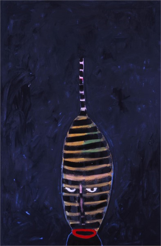 Ellegua by Laura Castellanos