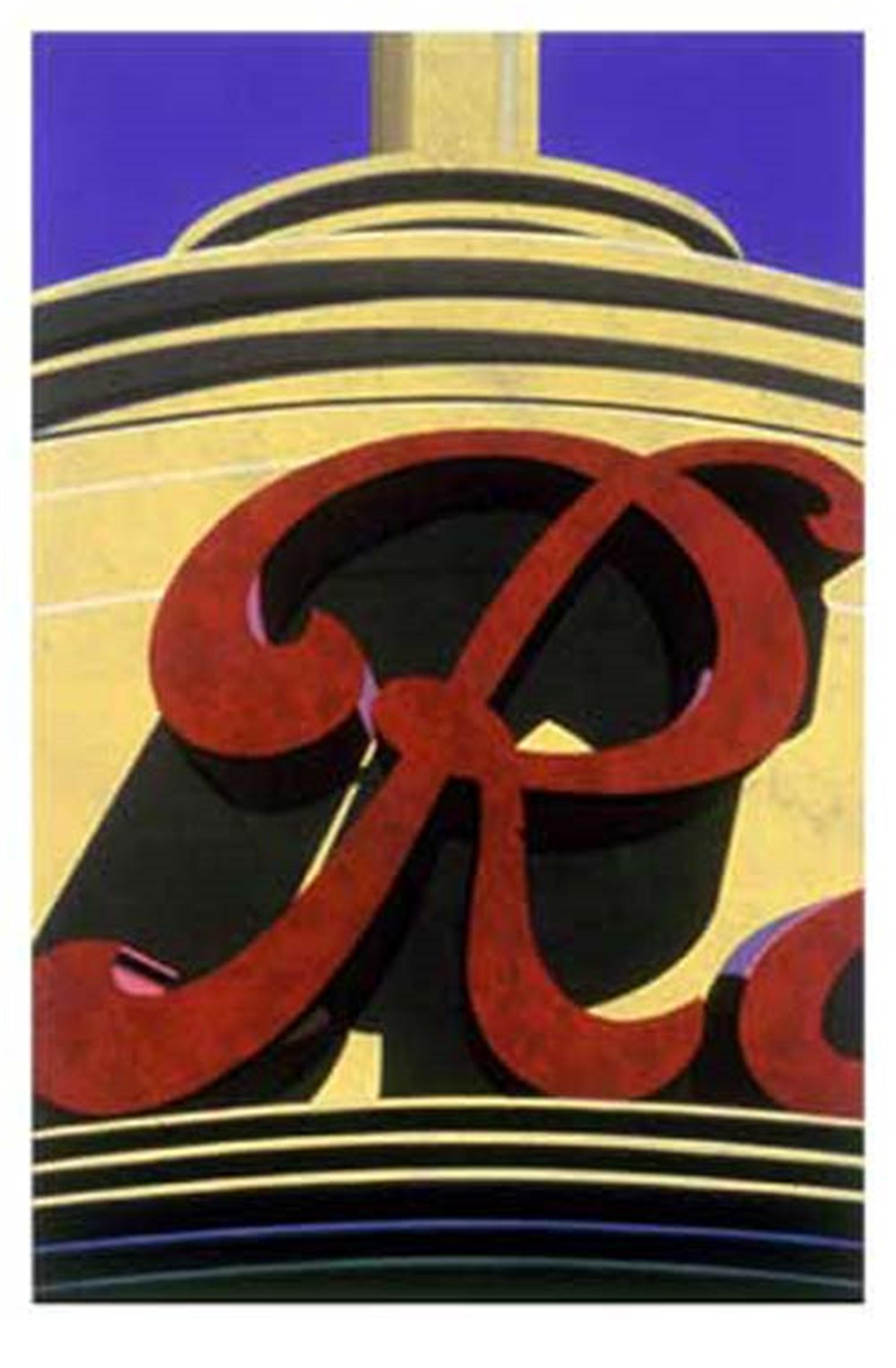 An American Alphabet: R by Robert Cottingham