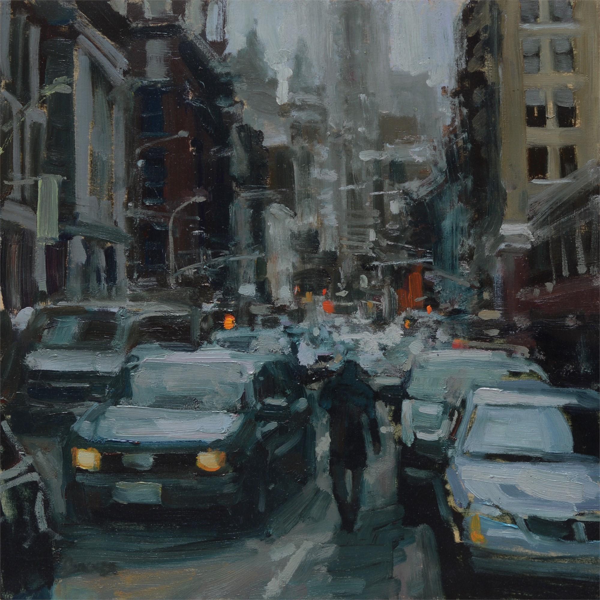 City #3 by Jim Beckner