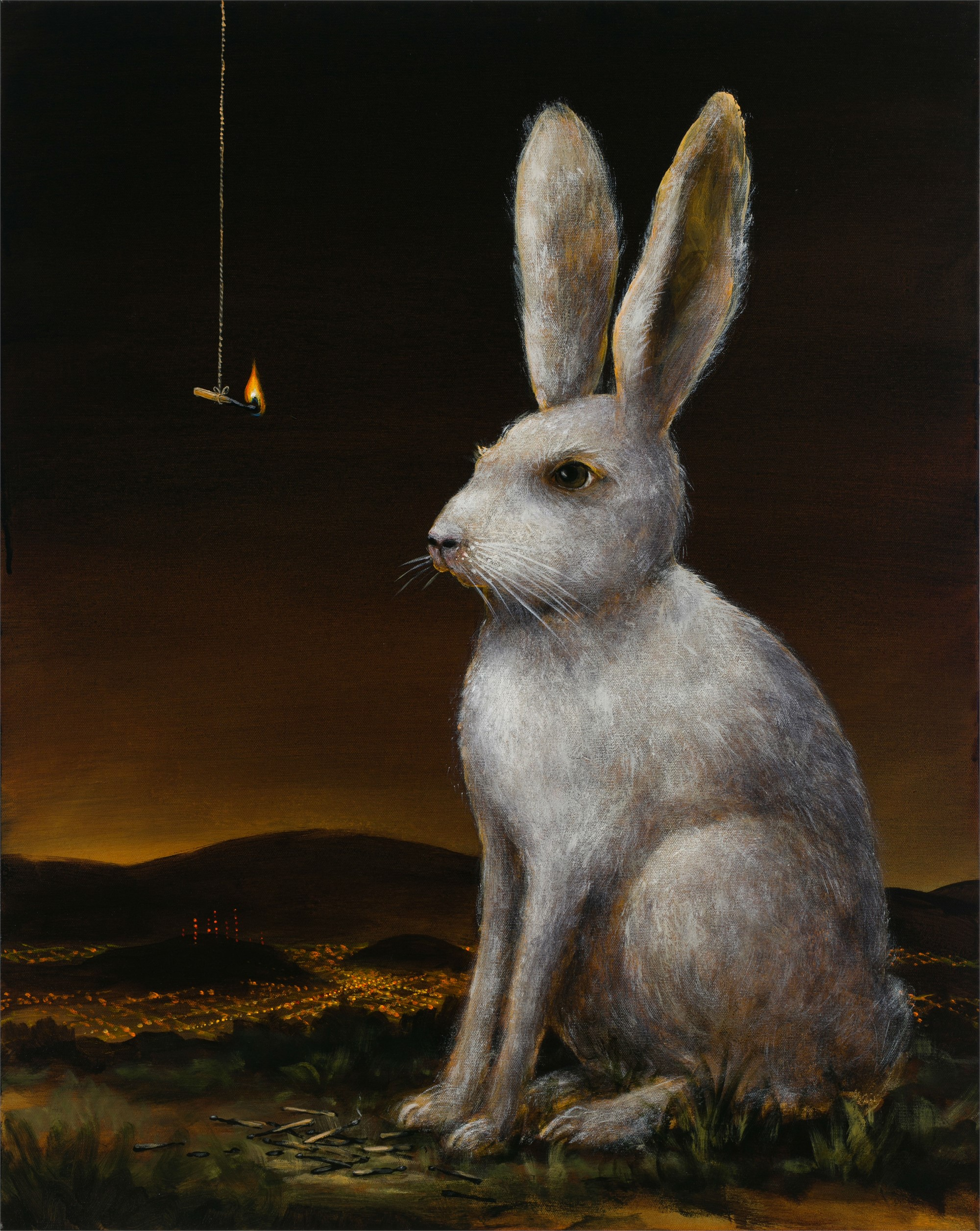 Ancient Guardian by Kevin Sloan