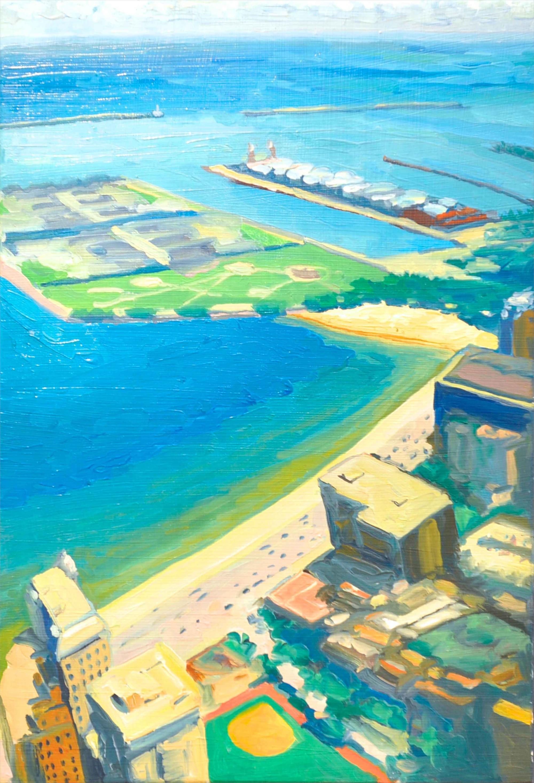 Fresh Water Study by David Leonard