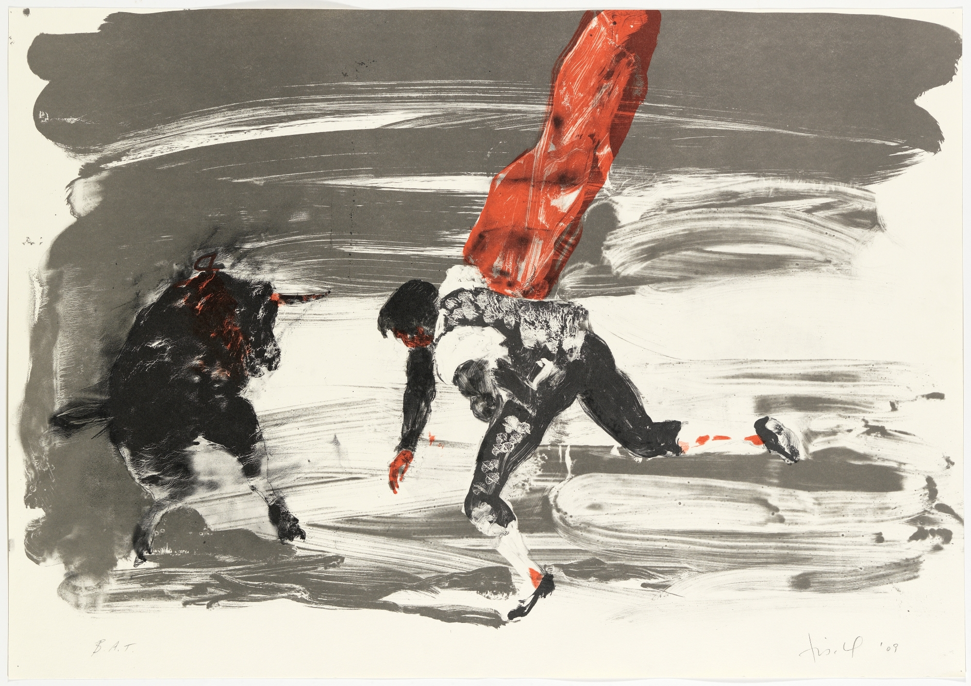 Untitled, #2 by Eric Fischl