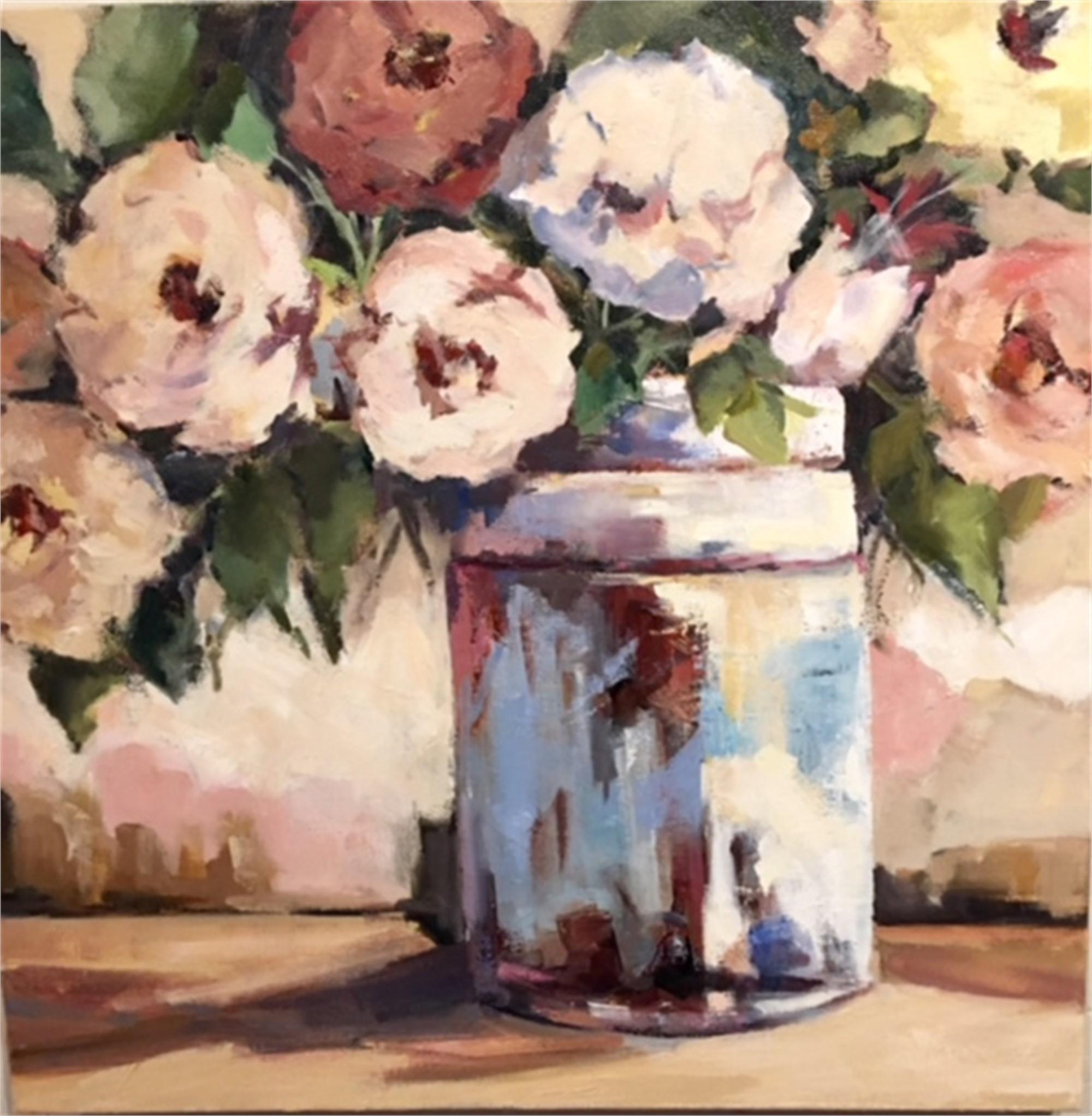 Blooming by Jan Eubanks