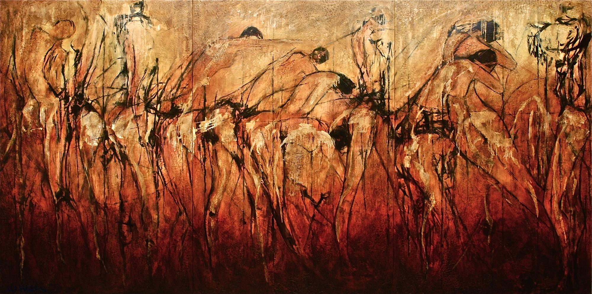 Judgement of Paris by Gary Welton