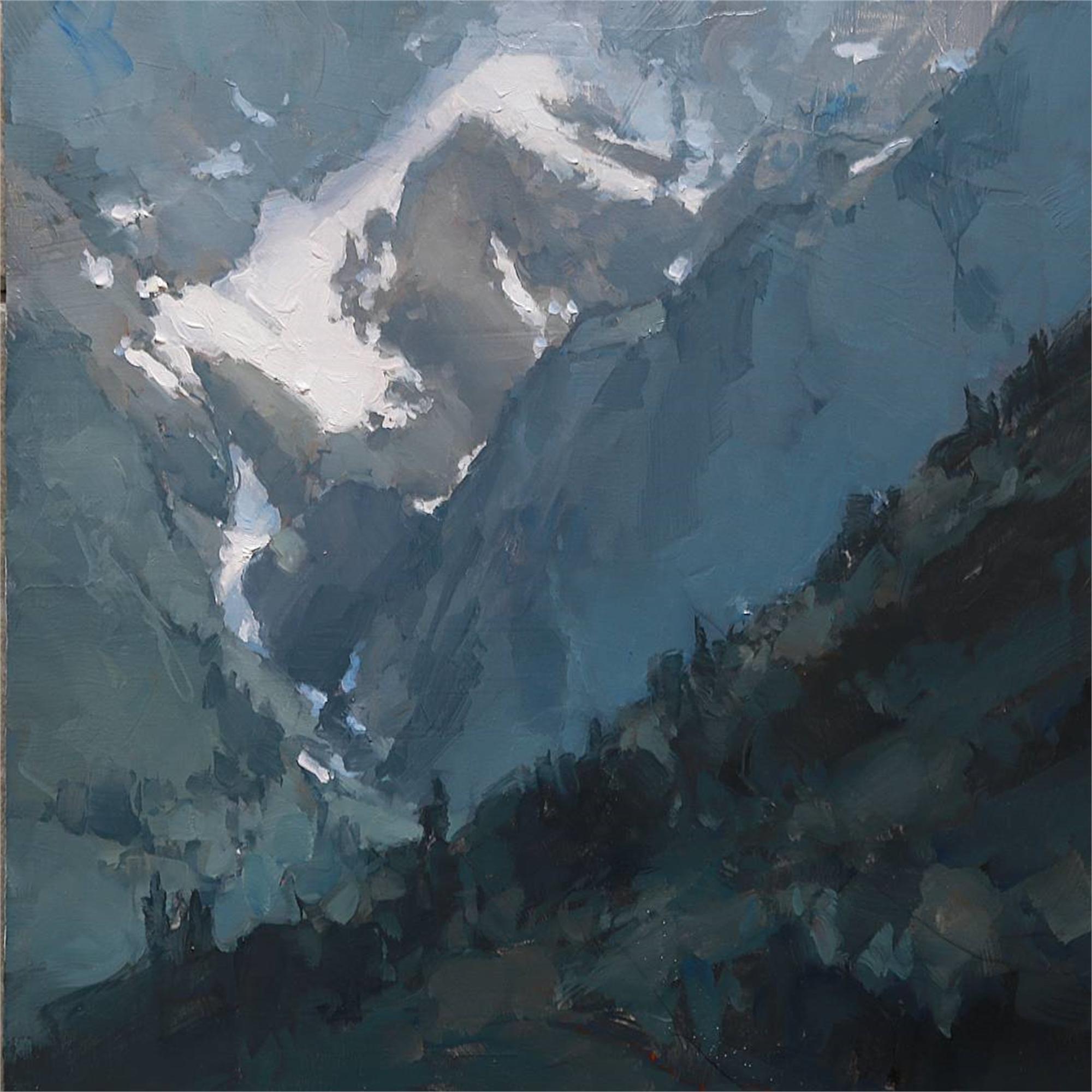 Bavarian Alps by James Kroner