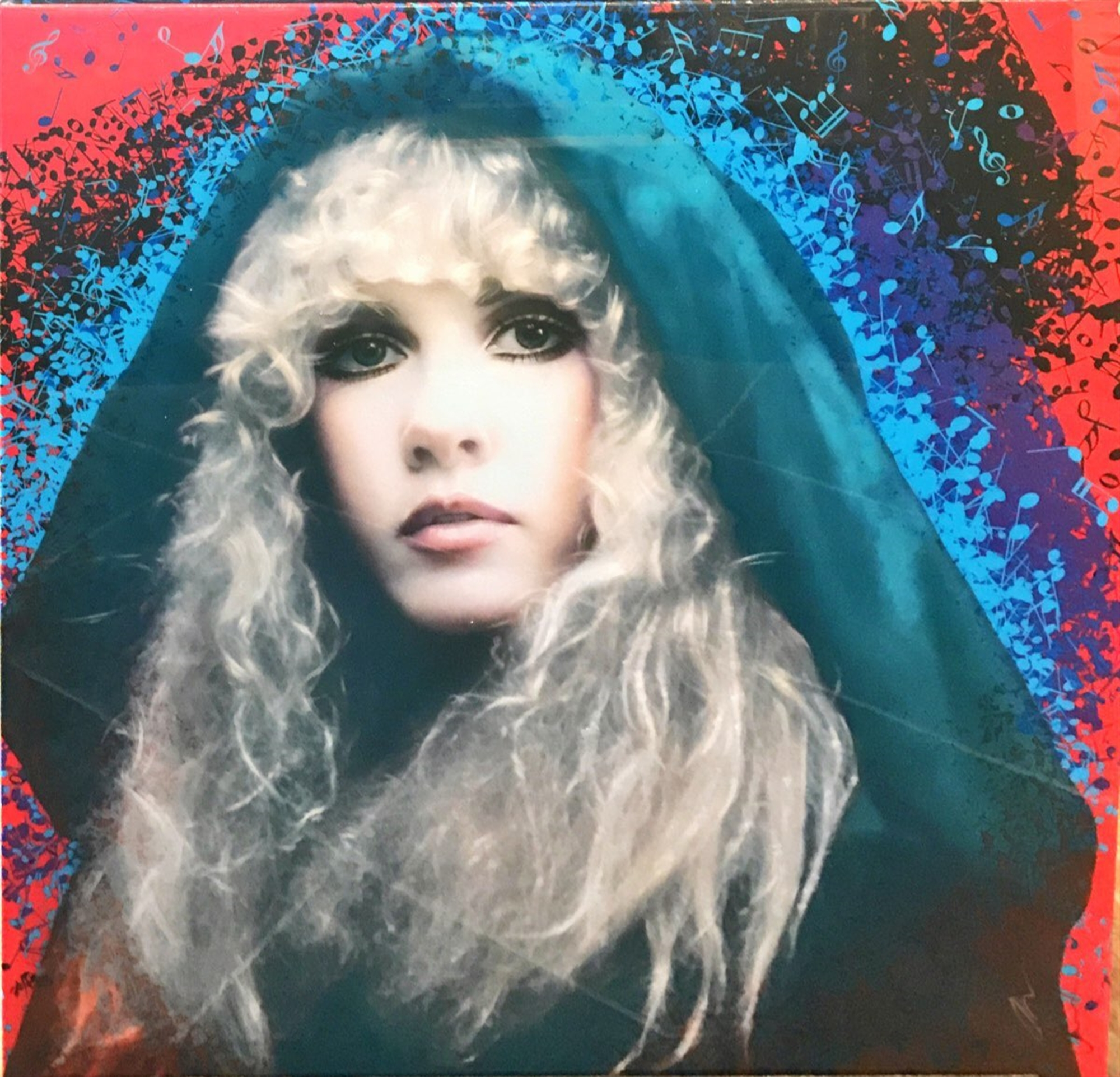 Let the Music Play: Stevie Nicks by Adam Scott Rote