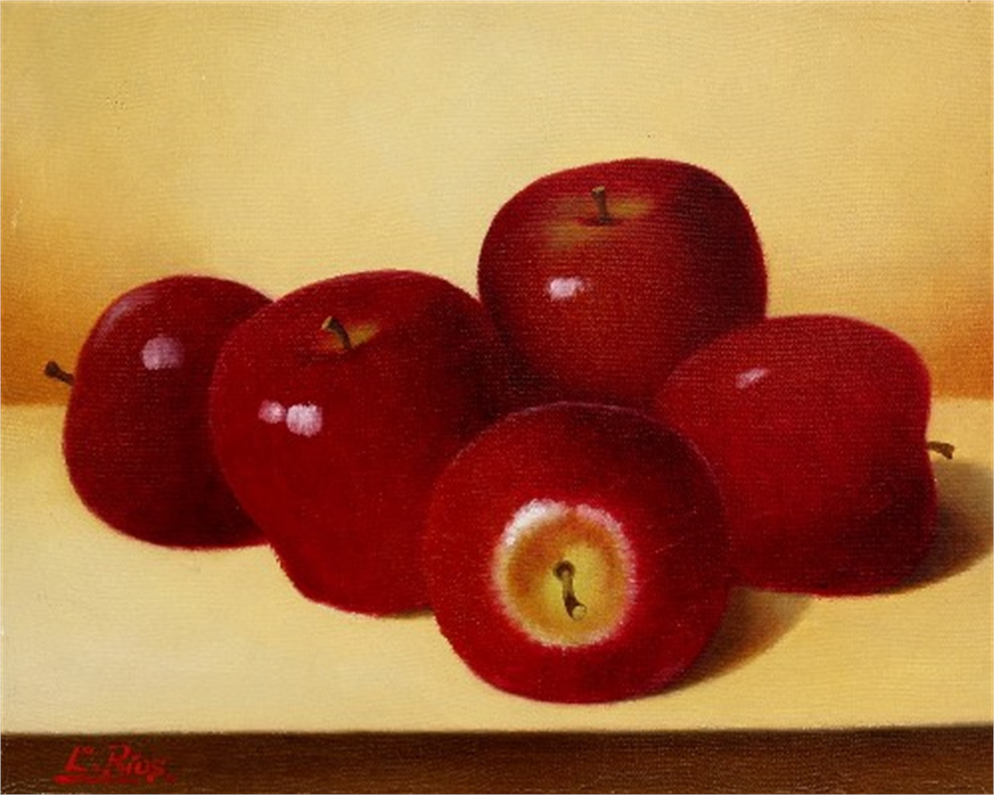 APPLES by RIOS