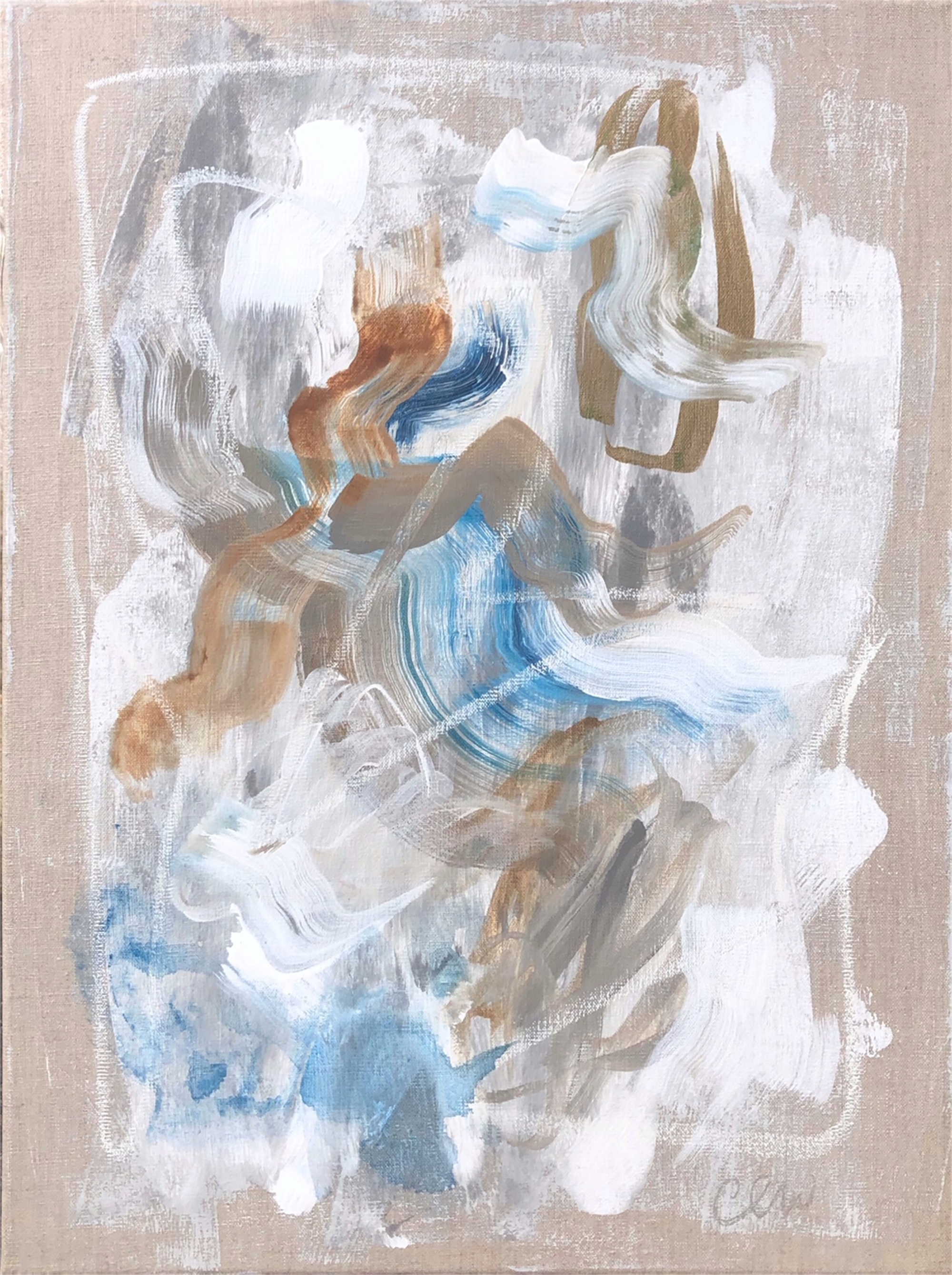 Flow 6 by Catherine Whitis