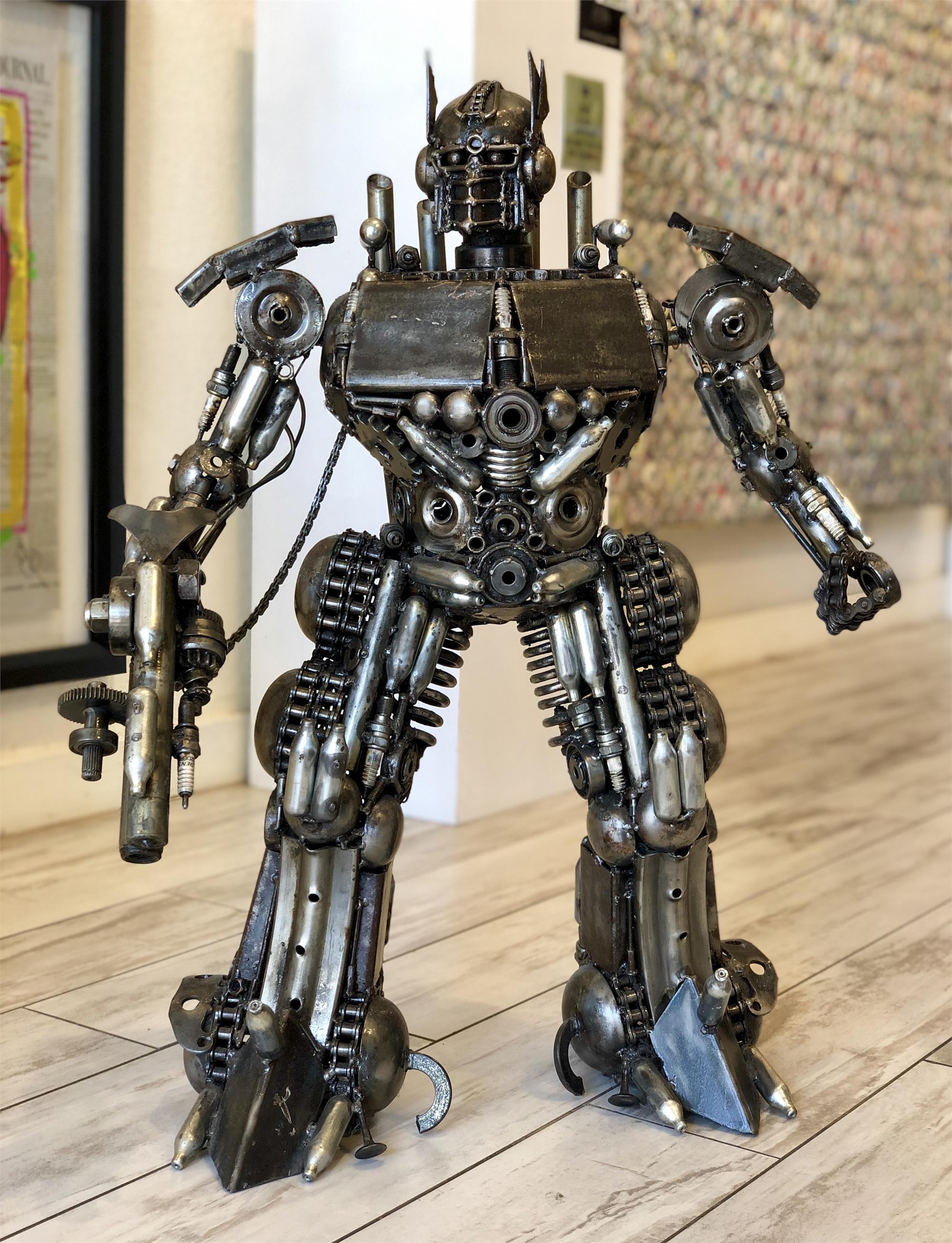 Optimus Prime by Mr. Santo