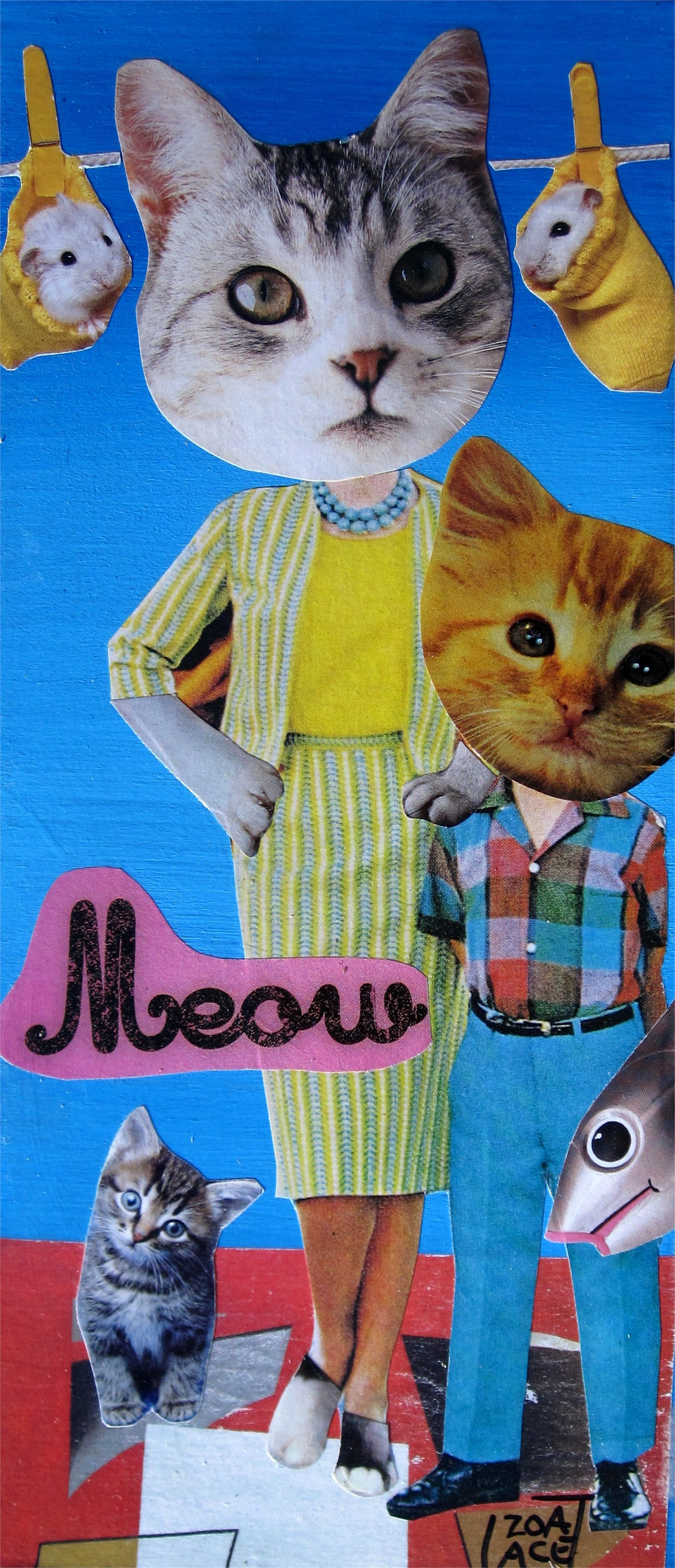 Meow by Zoa Ace