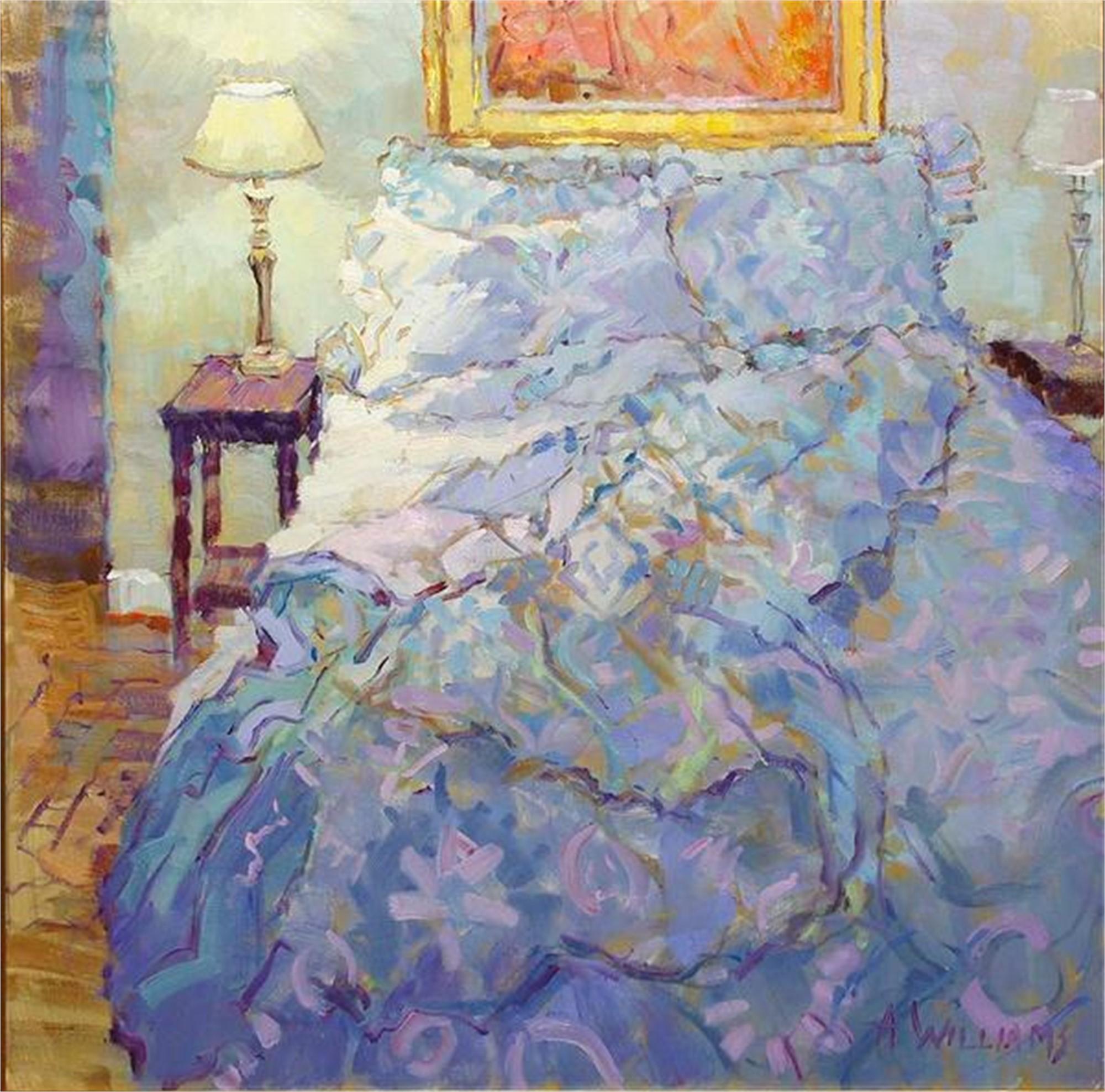 La Chambre Bleue II by Alice Williams