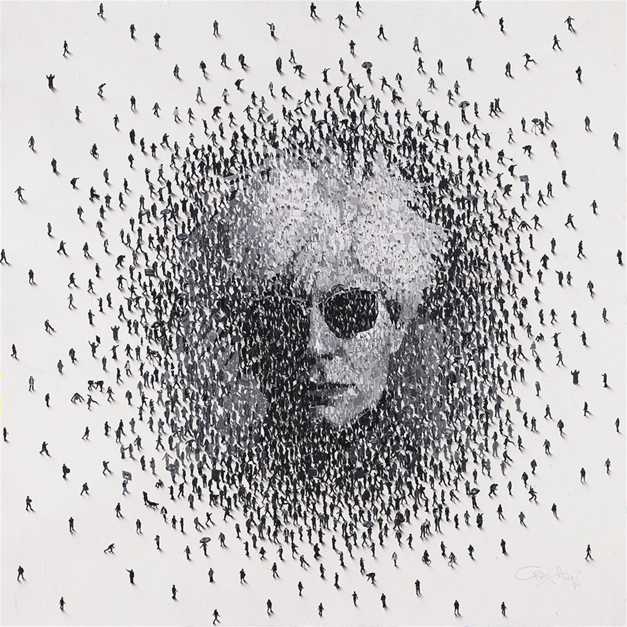 Warhol Troupe by Limited Edition Craig Alan
