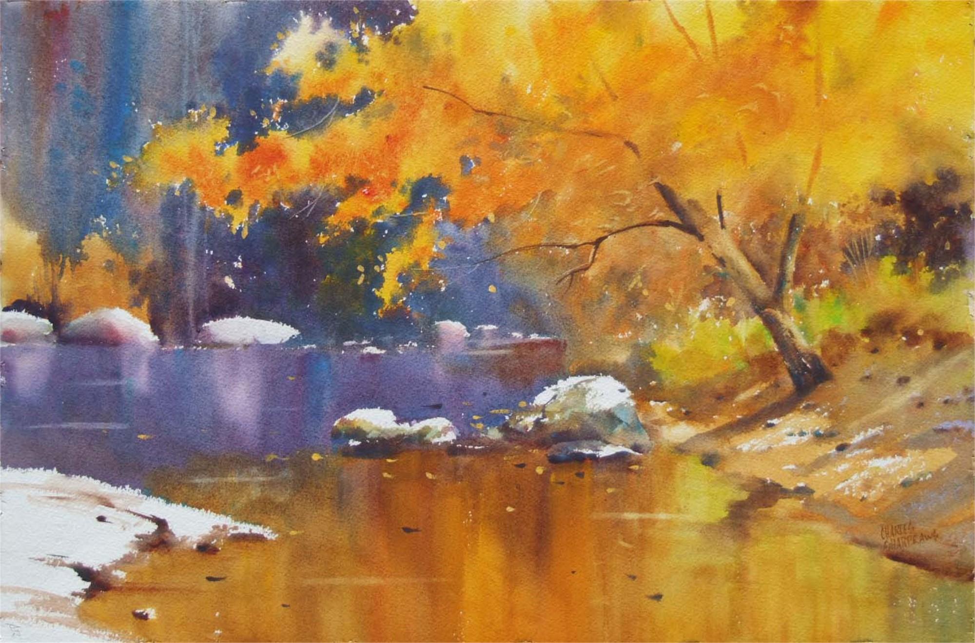 Eno Autumn by Charles Sharpe