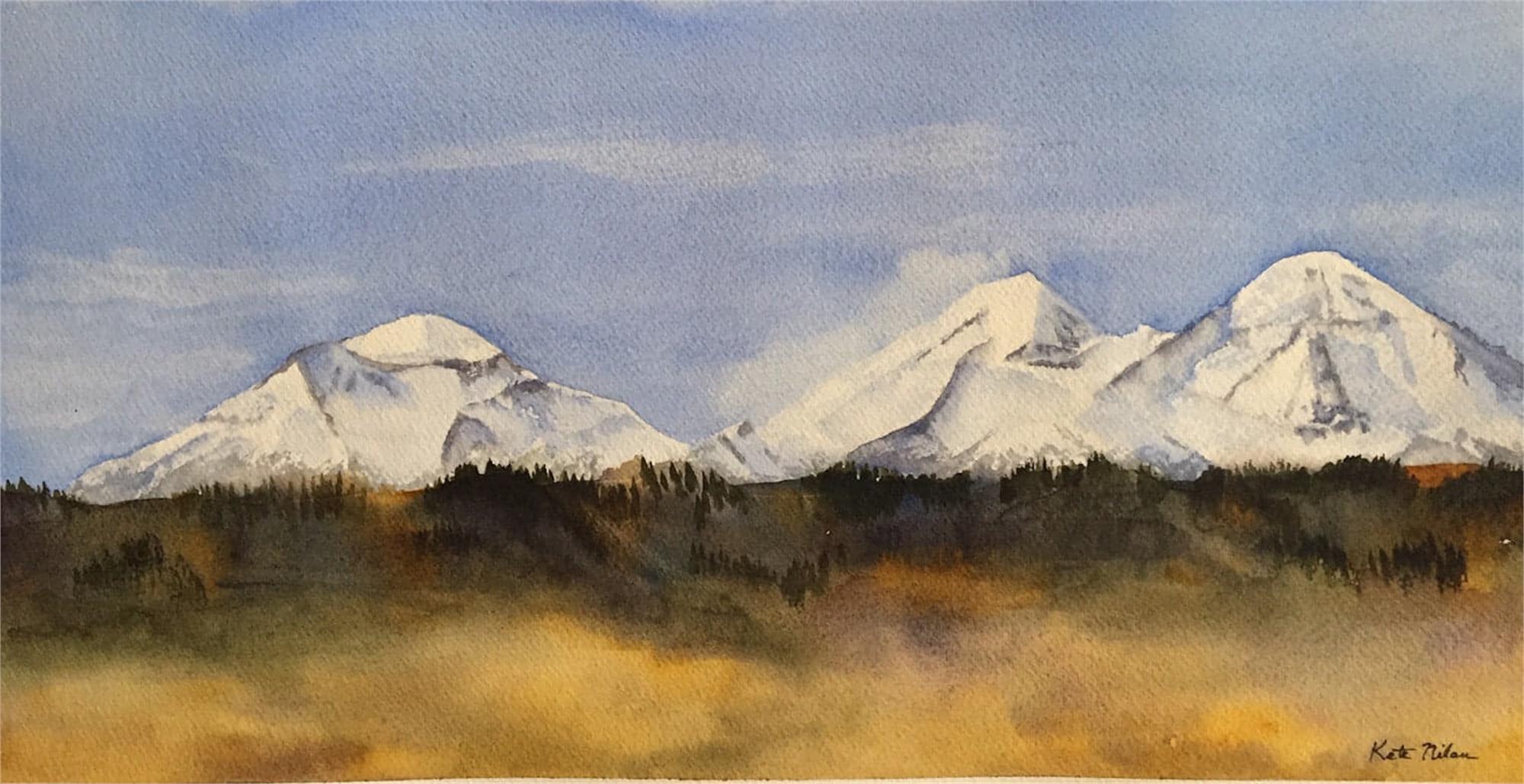 Sisters Three by Kate Nilan (Portland, OR)