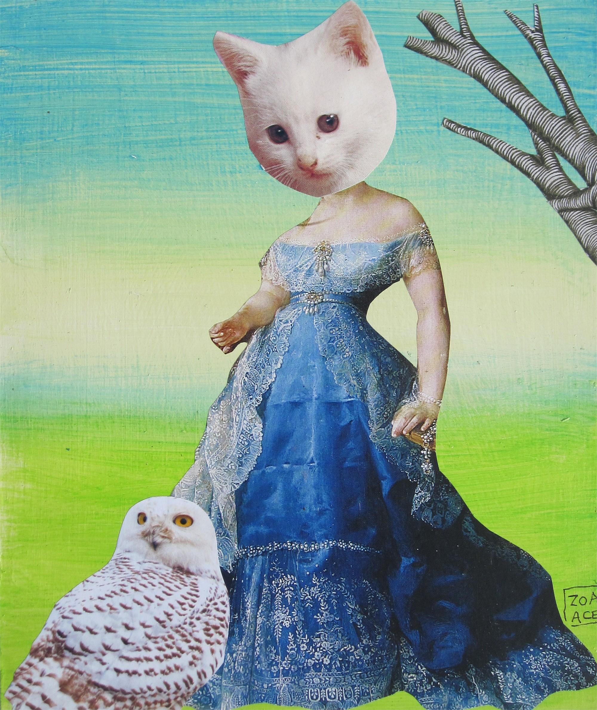 Bird Watcher by Zoa Ace