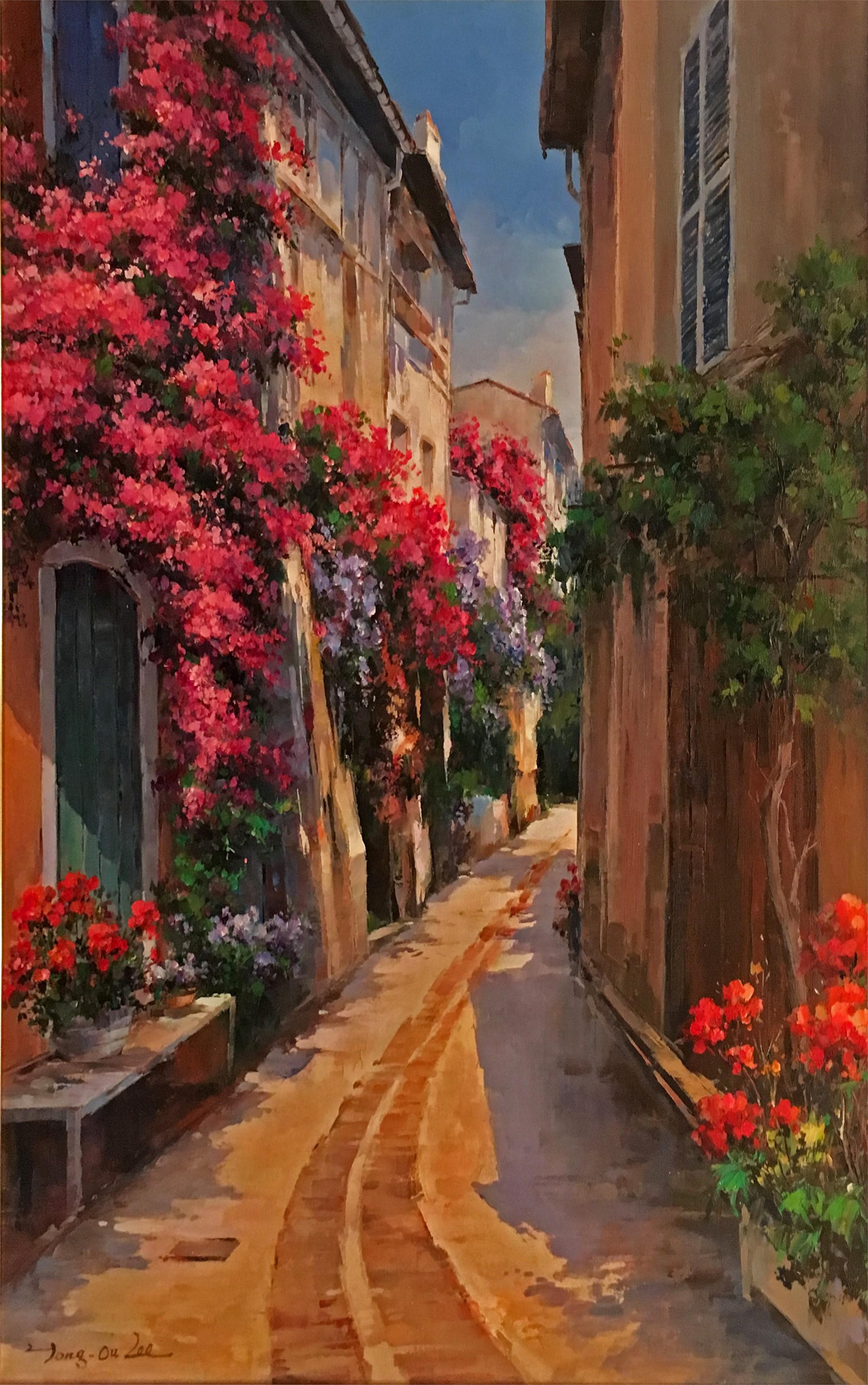 Tuscan Splendor by LEE