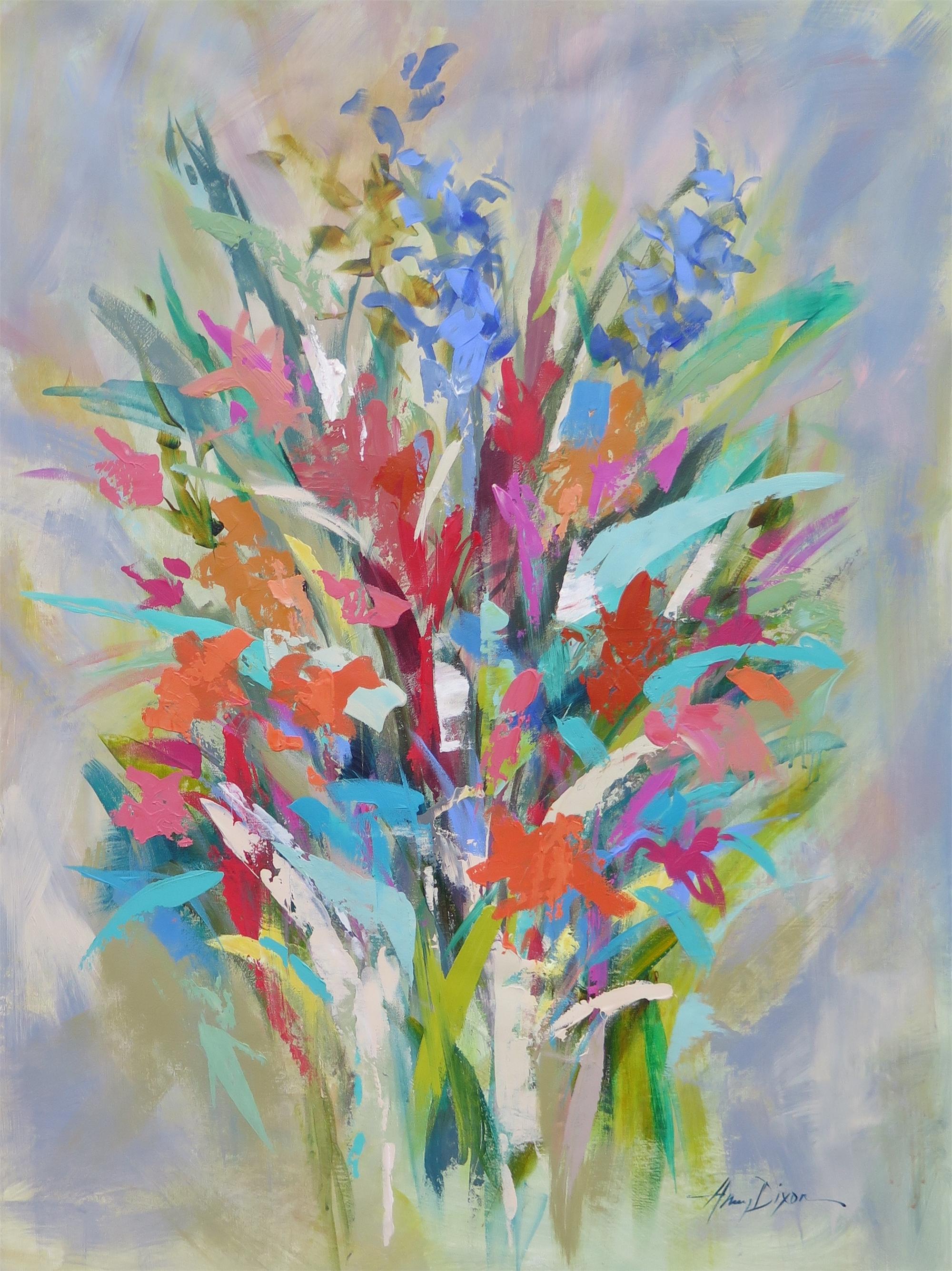 """Abundance I"" Commission by Amy Dixon"