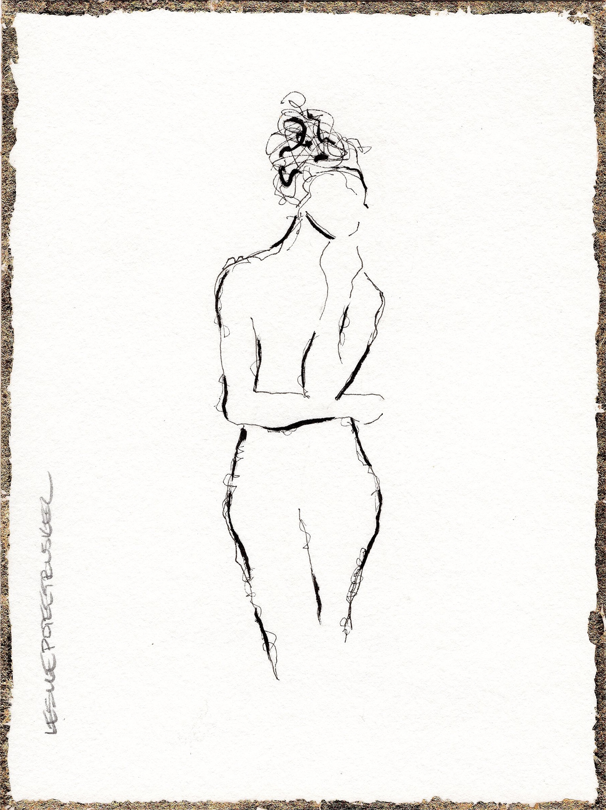 Figure No. 137 by Leslie Poteet Busker