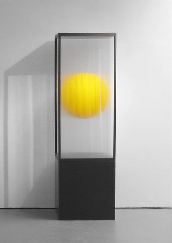 Kugel Gelb by Yoshiyuki Miura