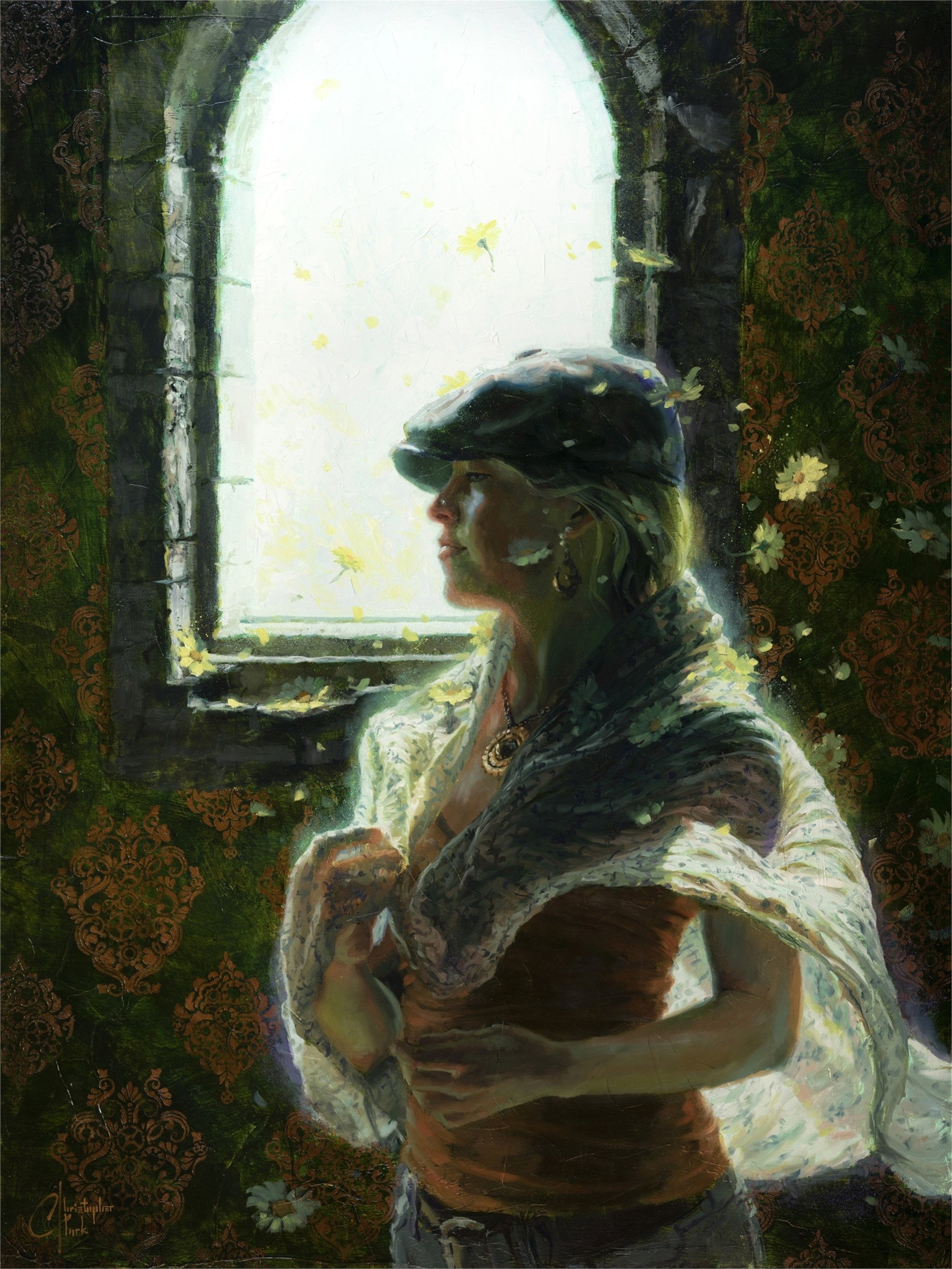 Window of Life 2 by Christopher Clark