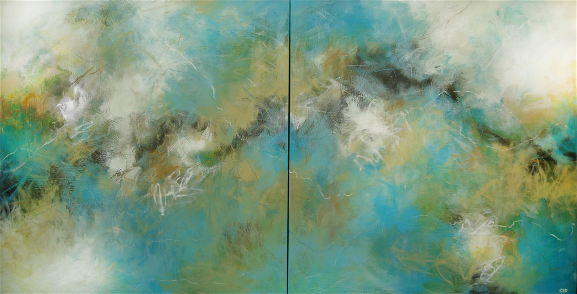 Bora Bora by Christina Doelling