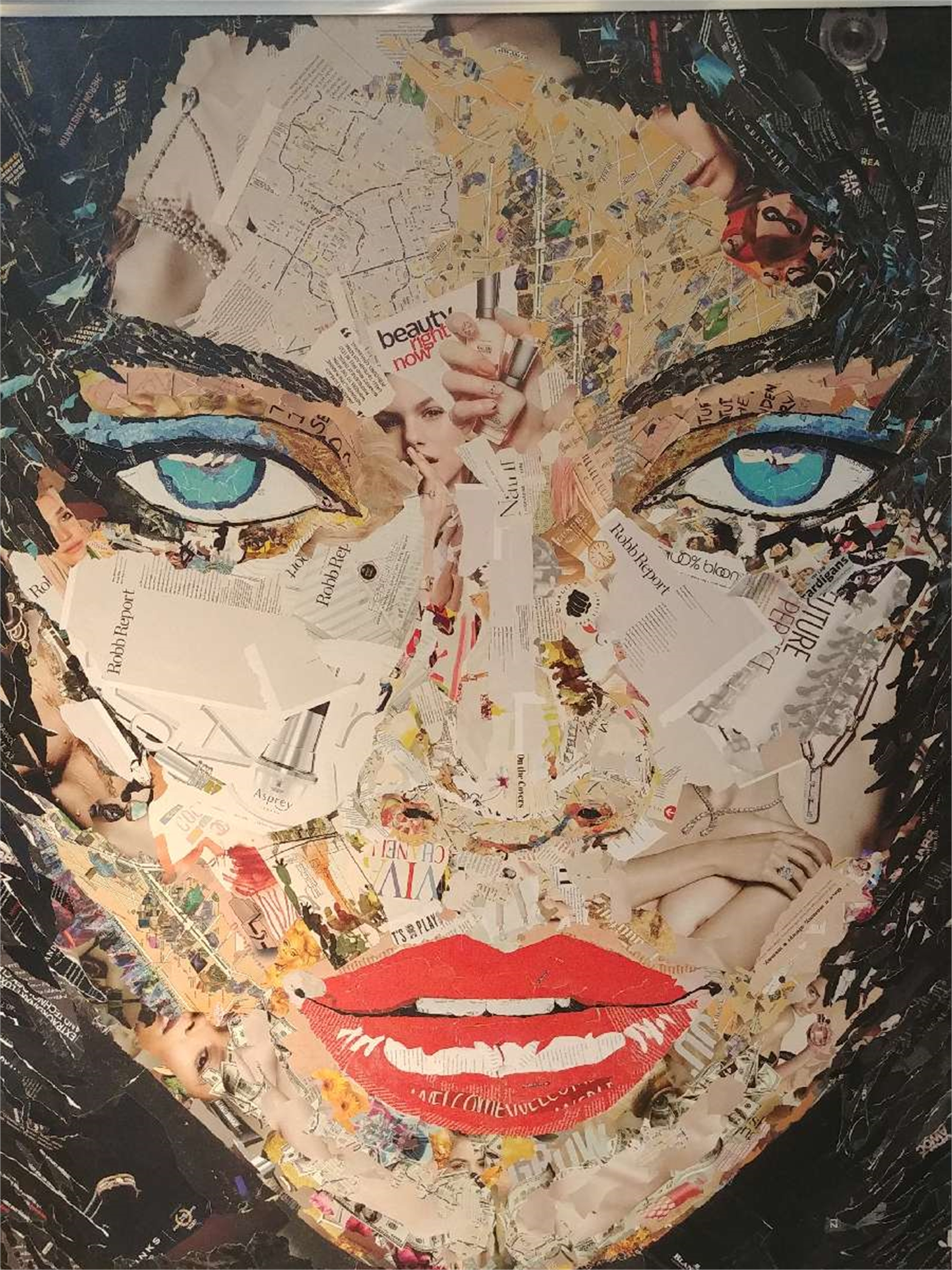 """Ms Fox"" by Gary Goodrich"