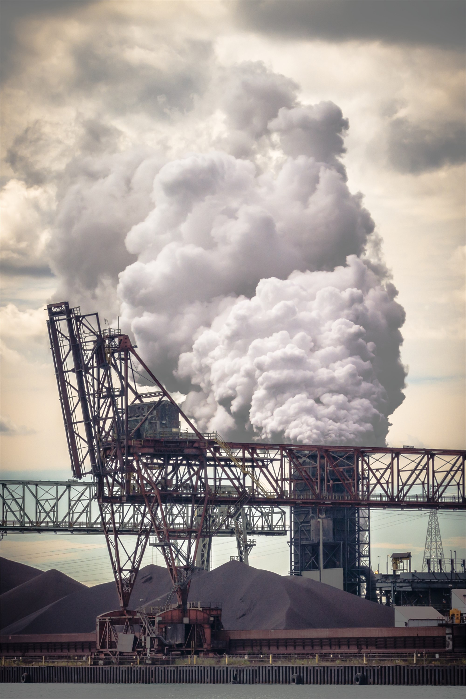 Cloud Factory by James C. Ritchie