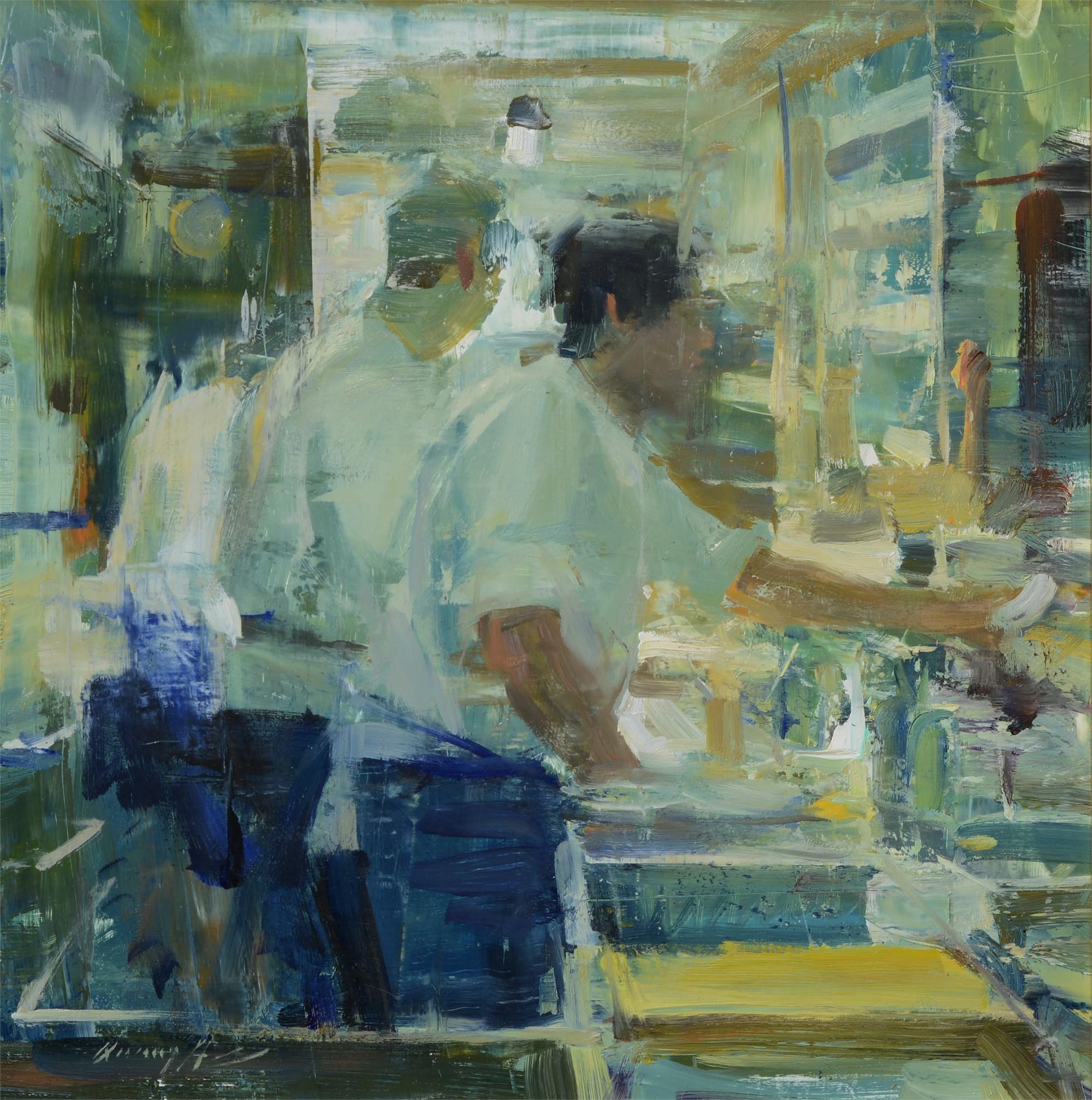 Mizuna's Window by Quang Ho
