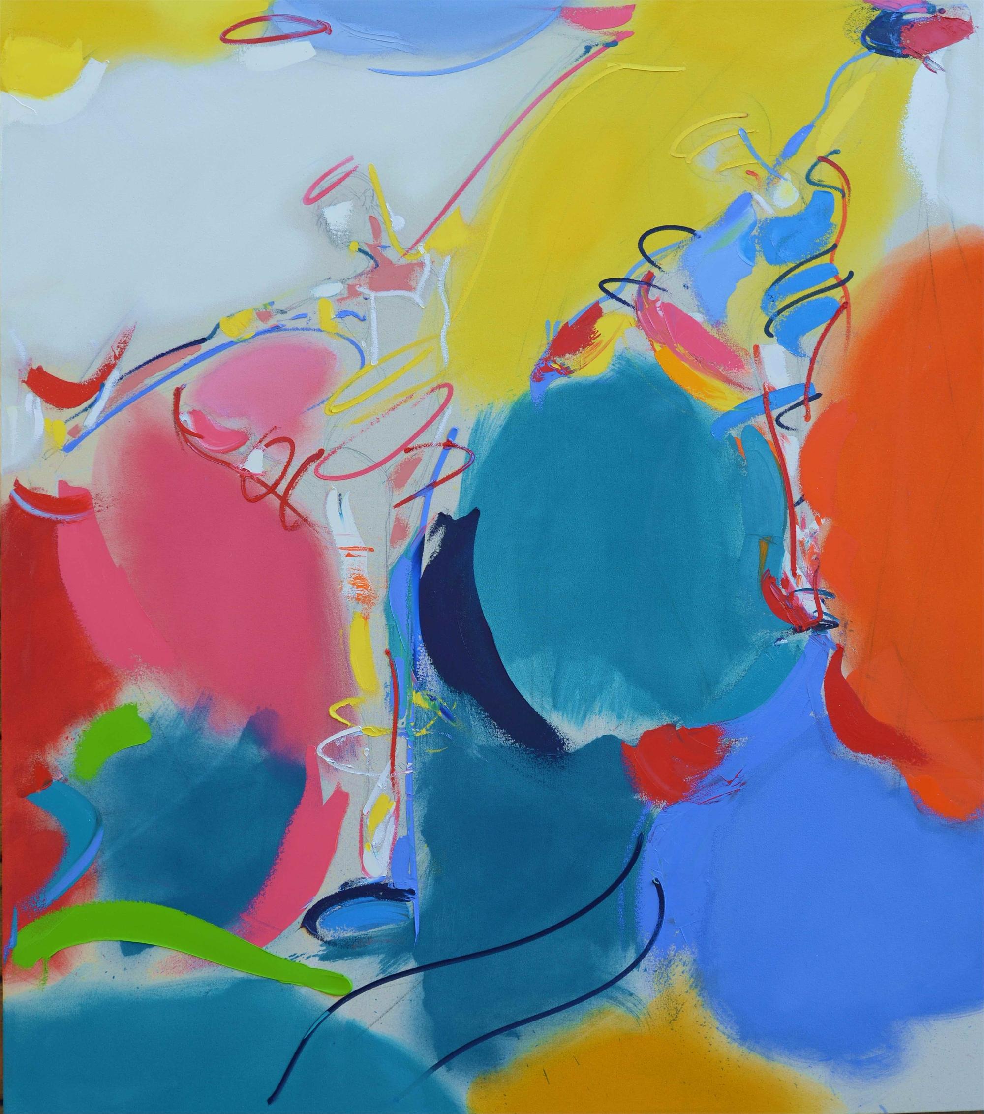 Dancing Angels by Linda Dumont
